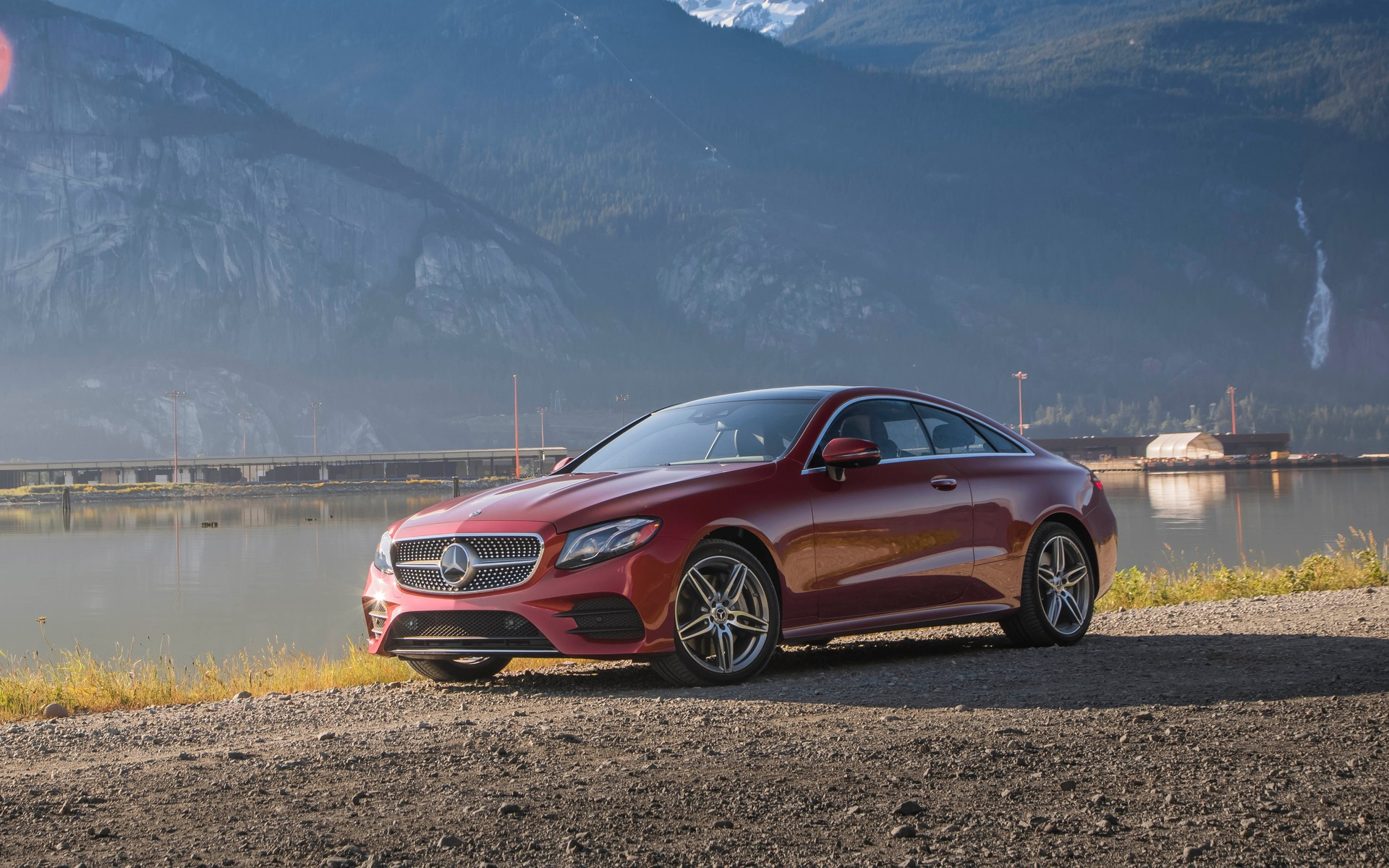 2018 Mercedes Benz E Class Coupe In A Class By Itself