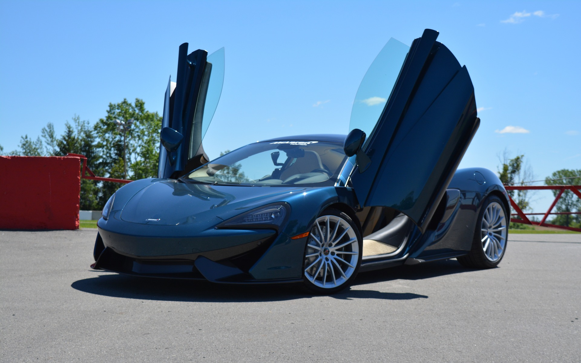 2017 mclaren 570gt: the indelible mark - the car guide