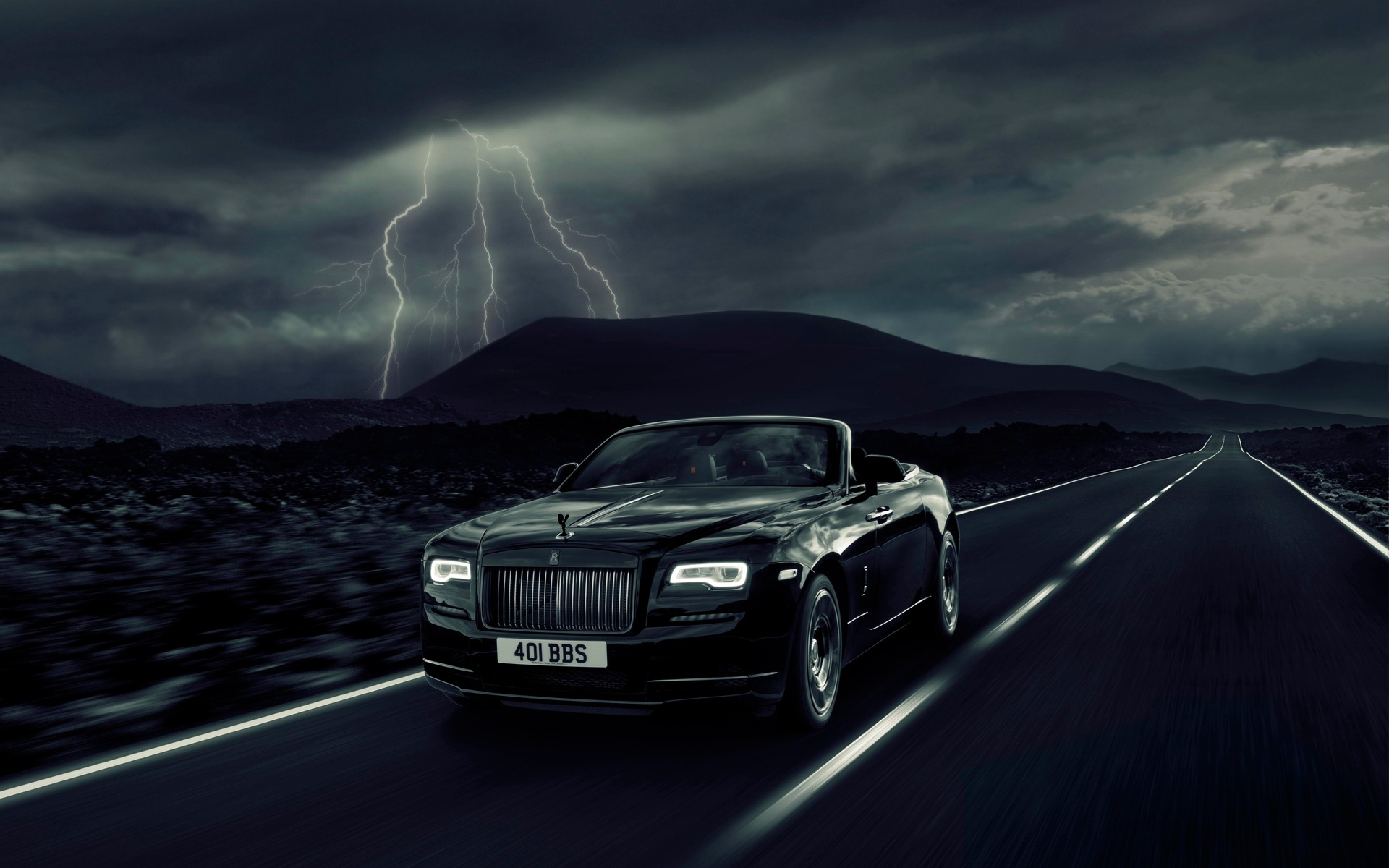 Rolls Royce Dawn Black Badge Crossing Over To The Dark Side The Car Guide