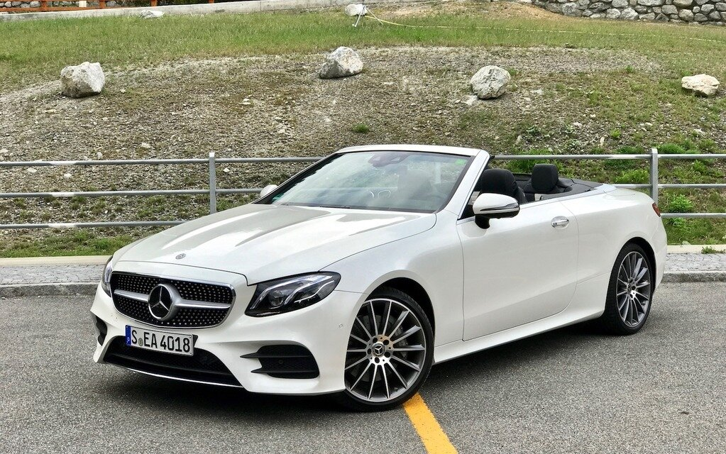2018 Mercedes-Benz E-Class Cabriolet: Who Could Ask for ...