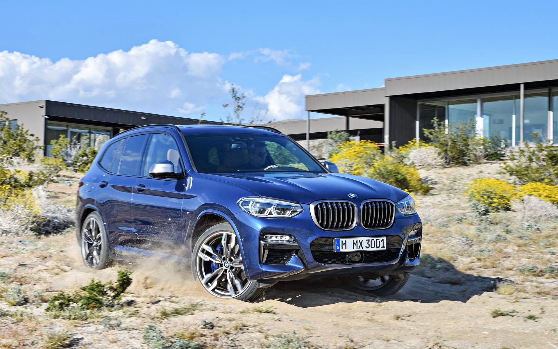 2018 BMW X3: Redesigned And Improved