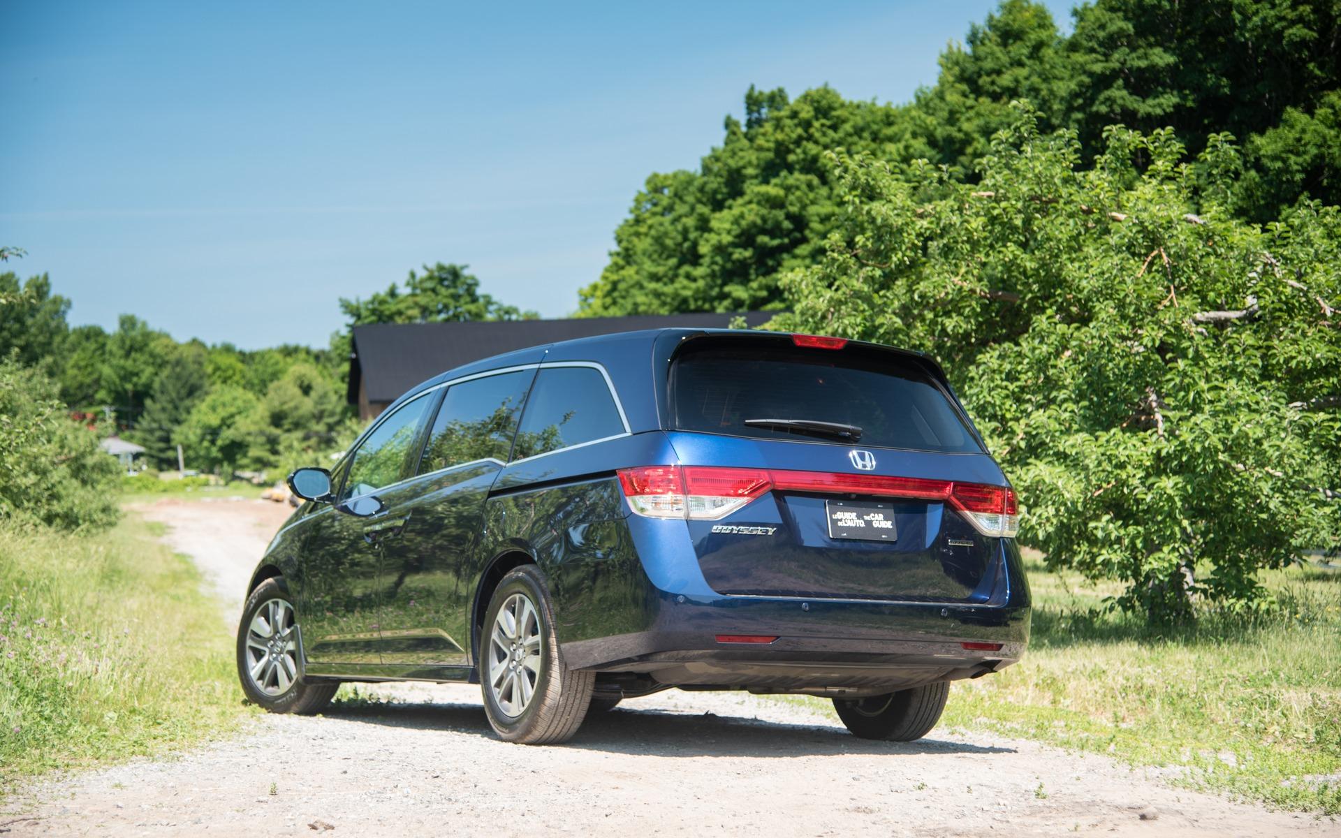 <p>#2. Honda Odyssey   321,1 points   56211$</p>