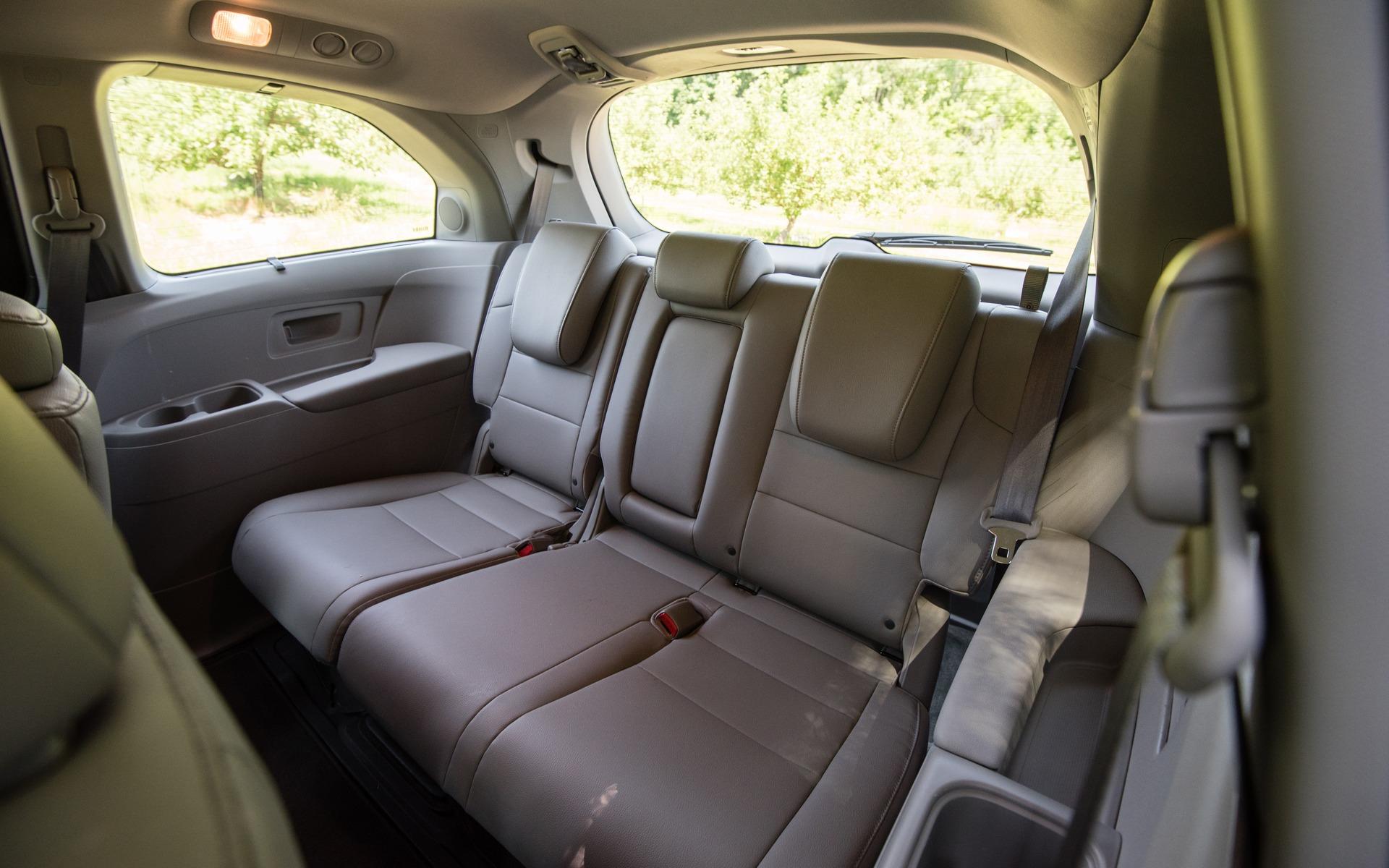 <p>#2. Honda Odyssey | 321,1 points | 56211$</p>