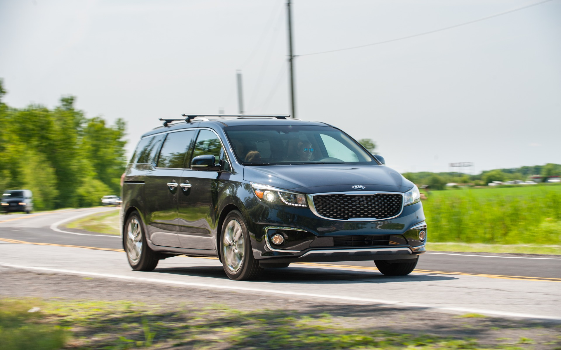 <p>#3. Kia Sedona | 307,4 points |46 000$</p>