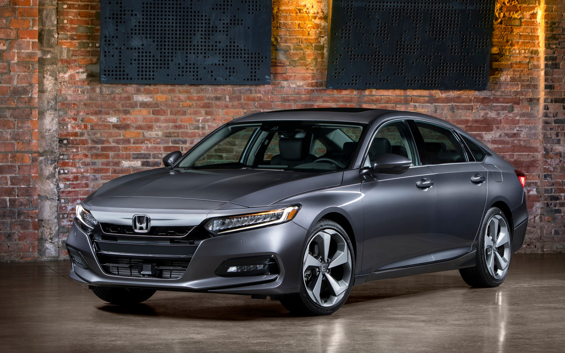 La Honda Accord 2018 Revelee