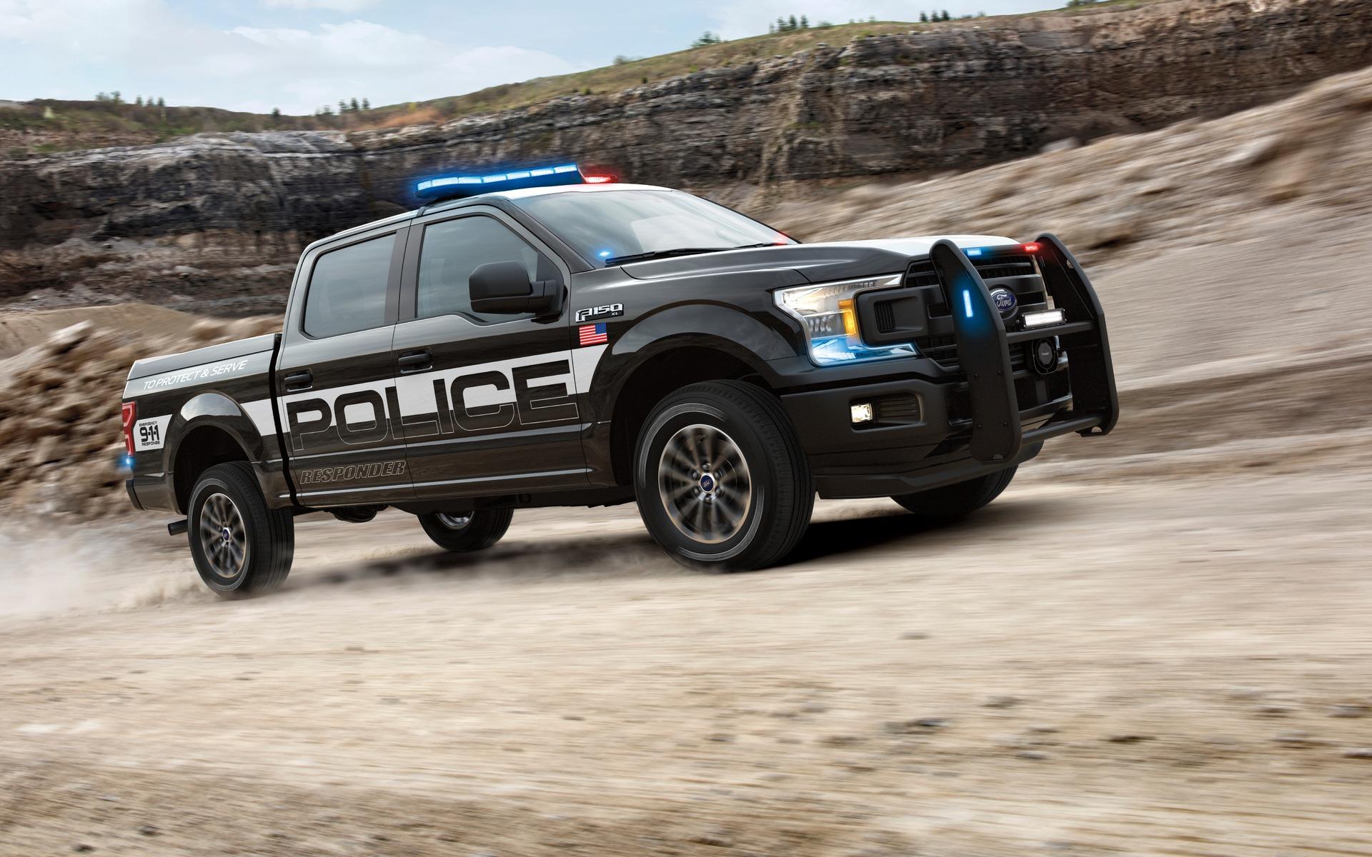 Ford F-1502018 Police Responder
