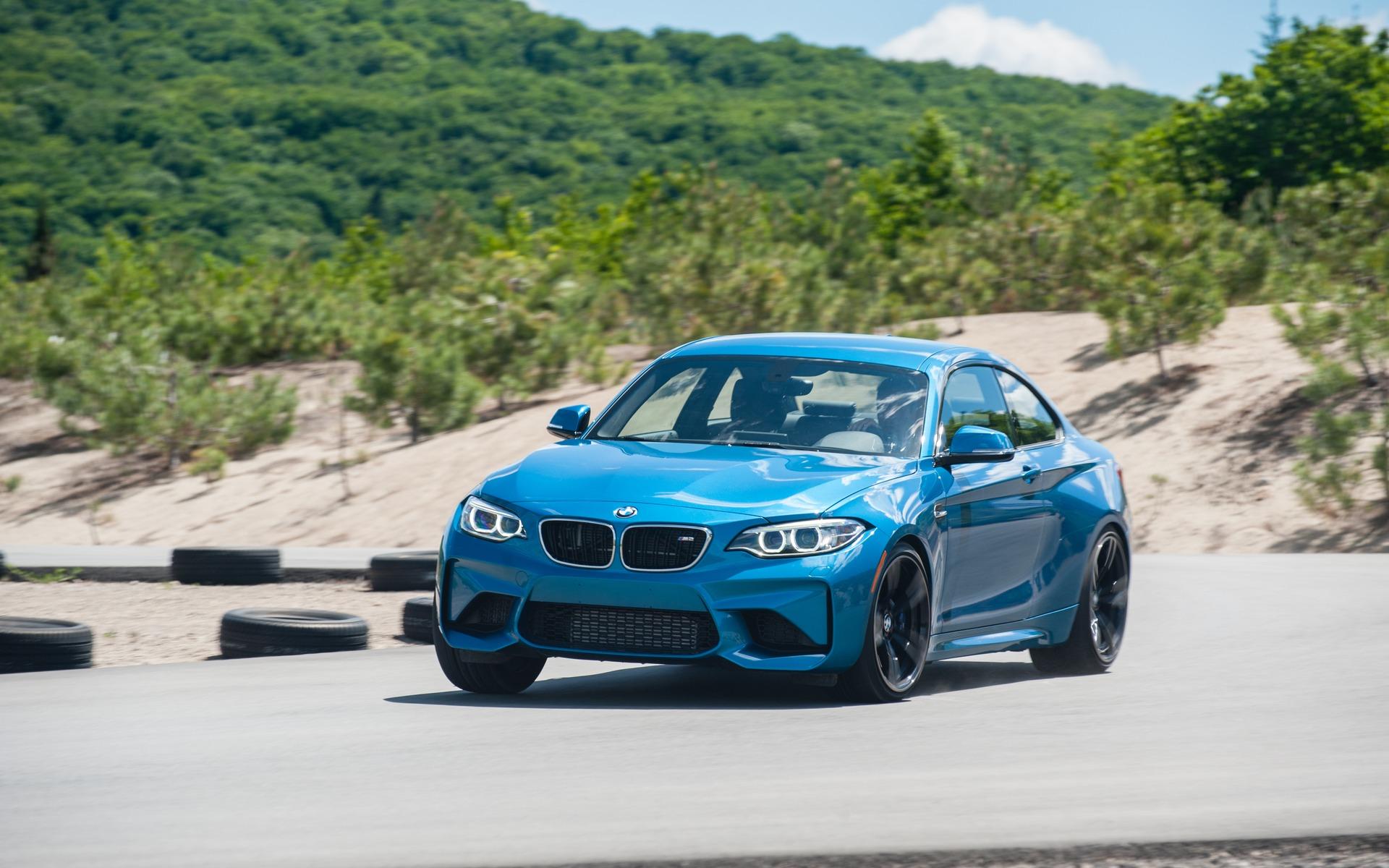 <p>#1: BMW M2 | 318.9 POINTS | 64&nbsp;900$</p>
