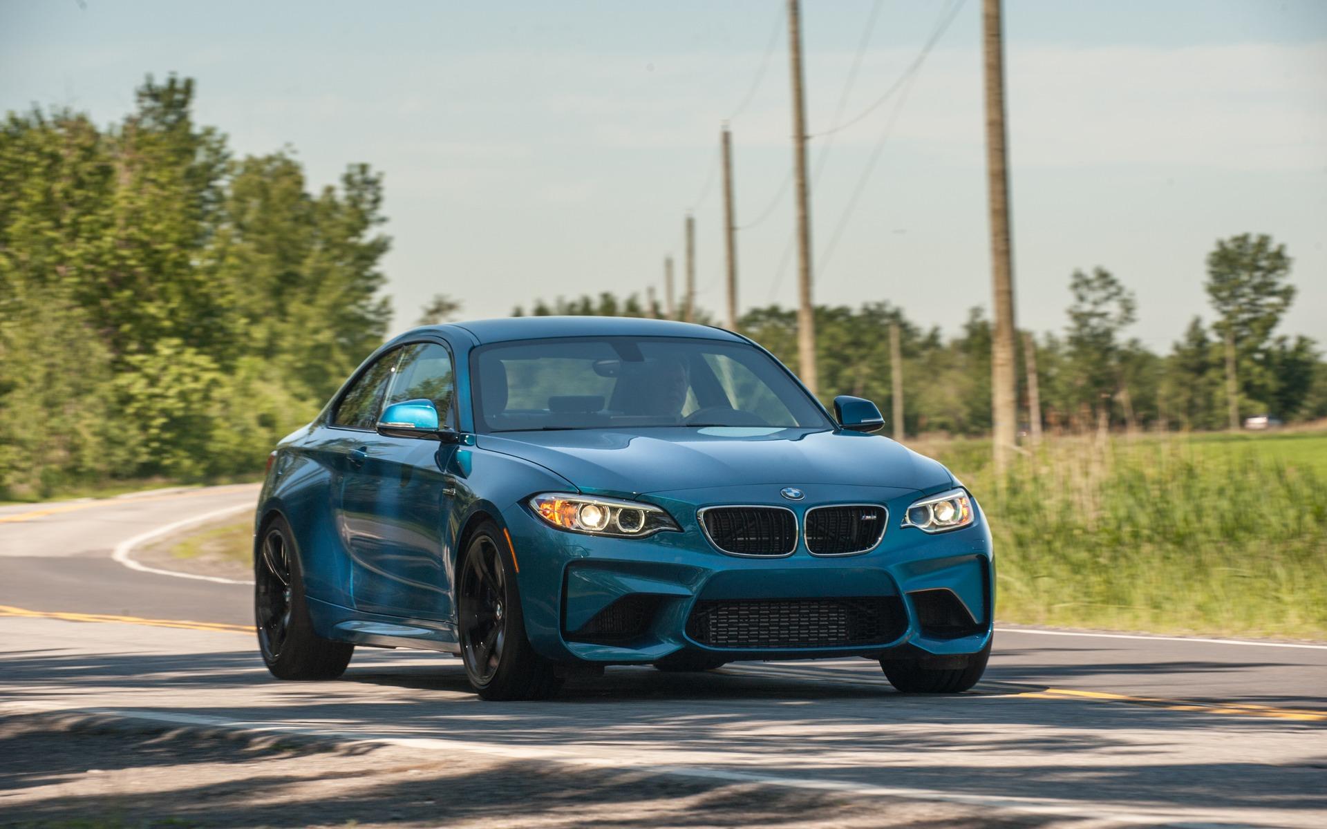 <p>#1: BMW M2   318.9 POINTS   64900$</p>