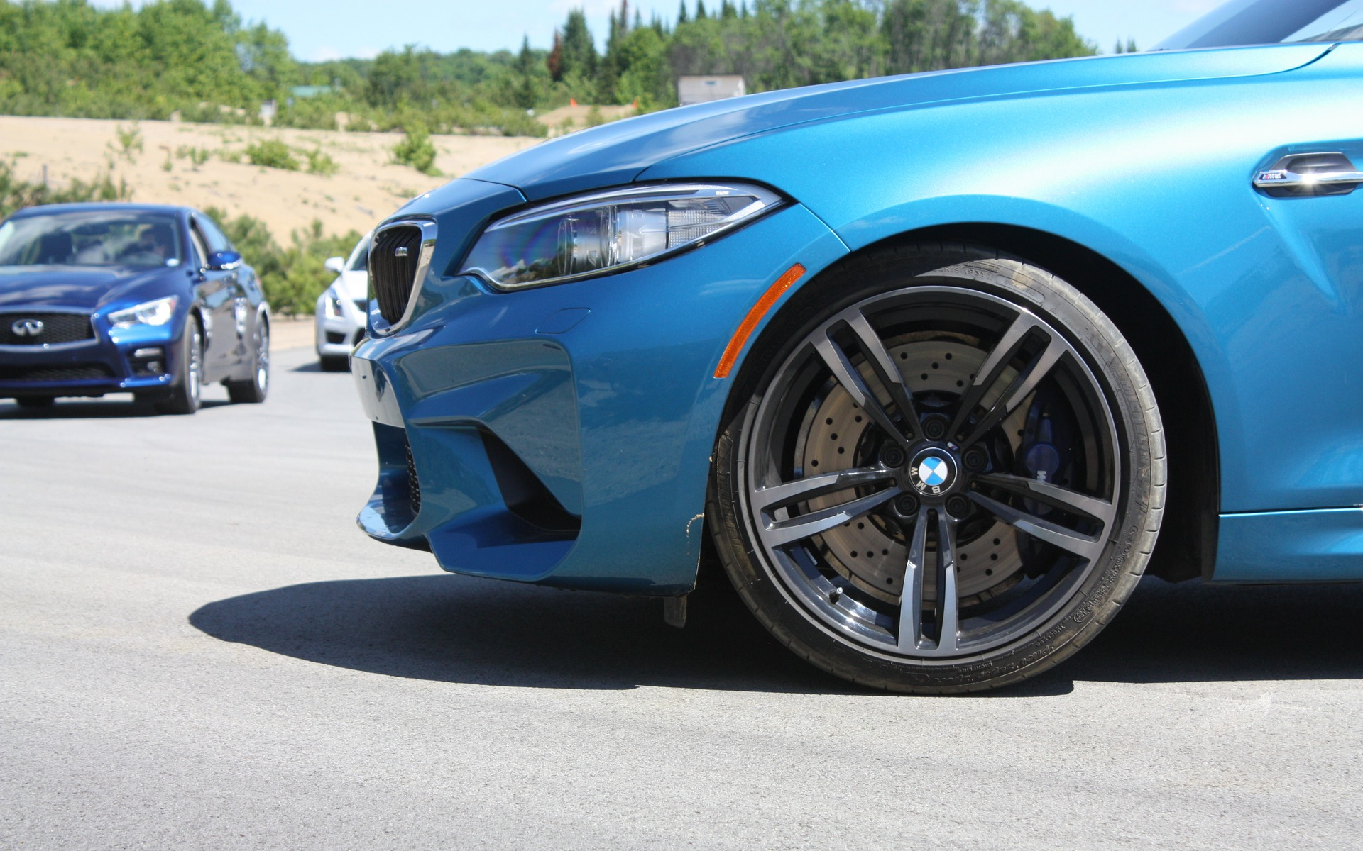 <p>#1: BMW M2 | 318.9 POINTS | 64&nbsp;900$</p>