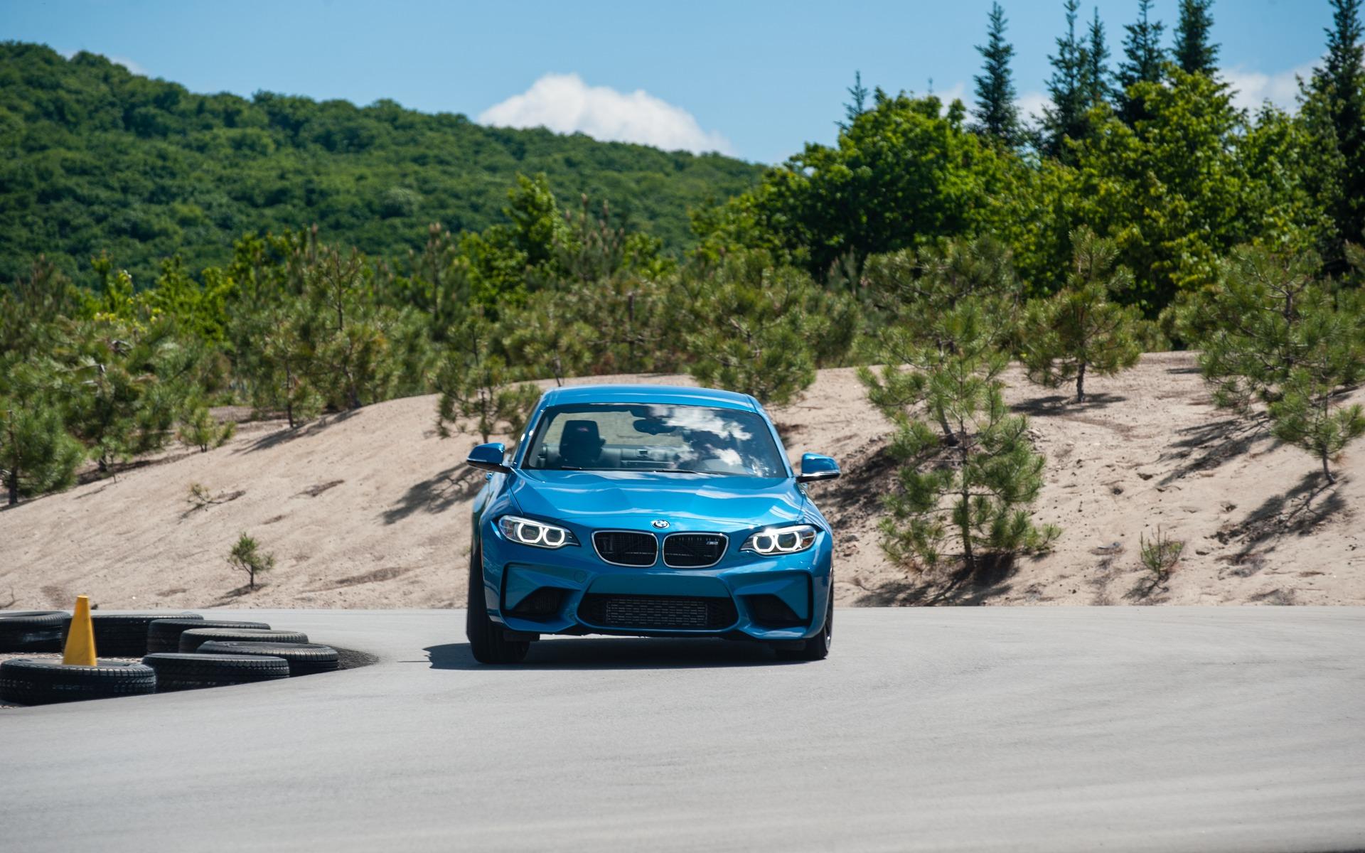 <p>#1: BMW M2   318.9 POINTS   64&nbsp;900$</p>