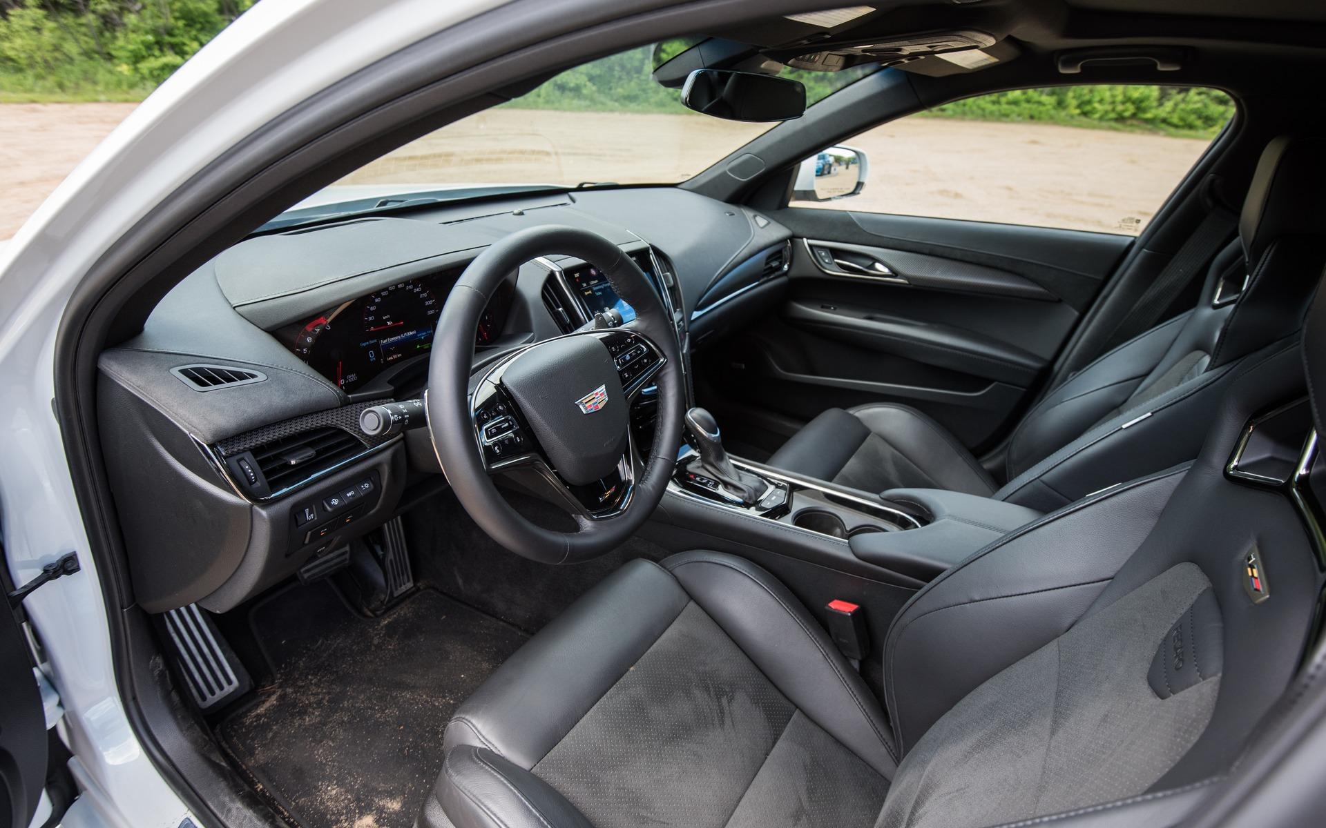 <p>#2: Cadillac ATS-V | 299.0 POINTS | 88730$</p>
