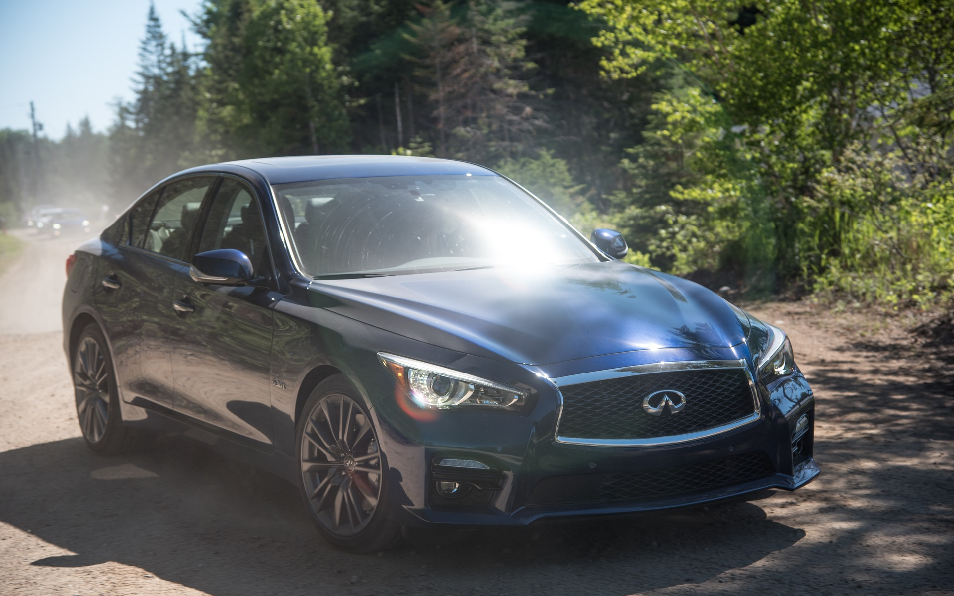 <p>#4: Infiniti Q50 Red Sport | 278.6 POINTS | 58&nbsp;825$</p>