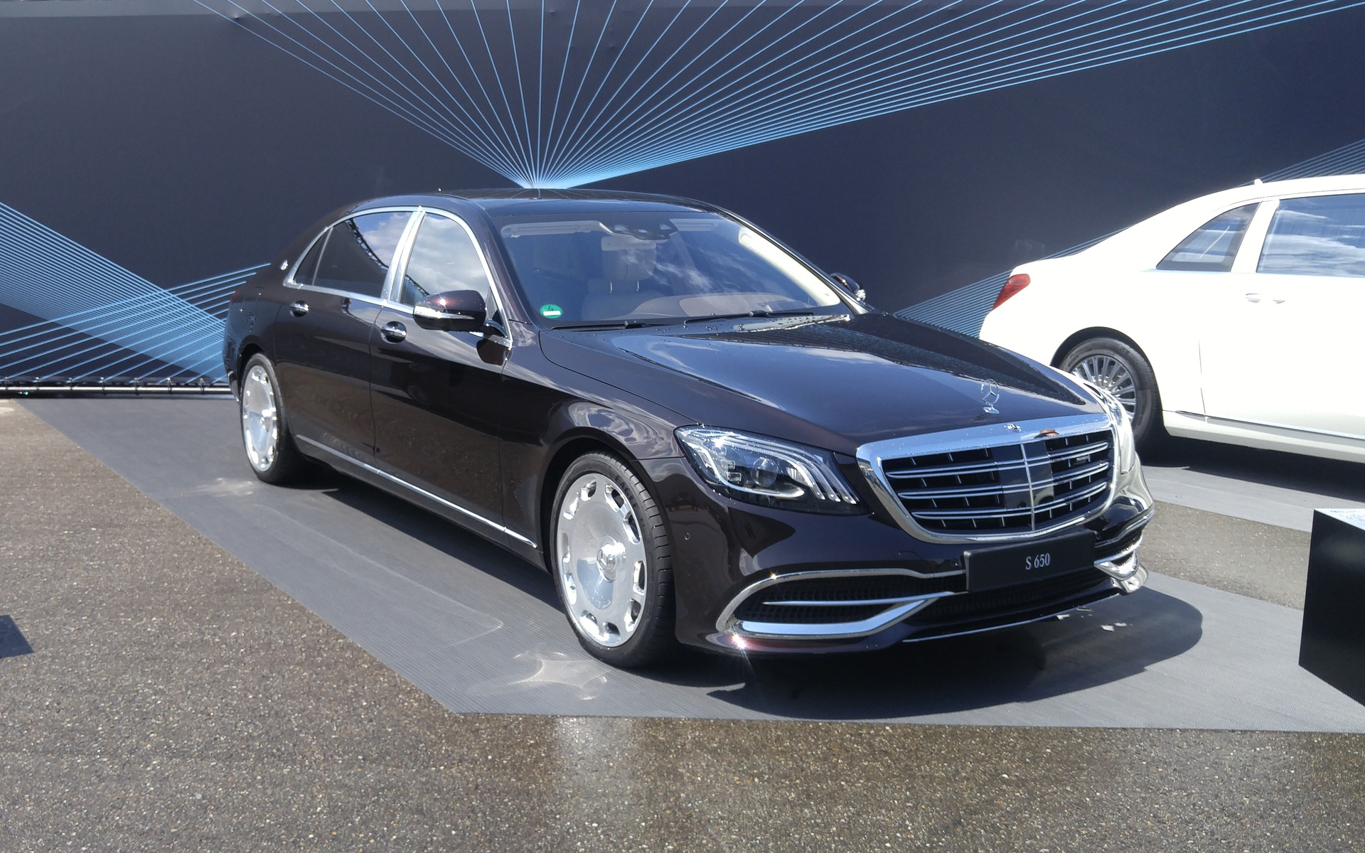 2018 mercedes-benz s-class: in search of perfection - 22/23
