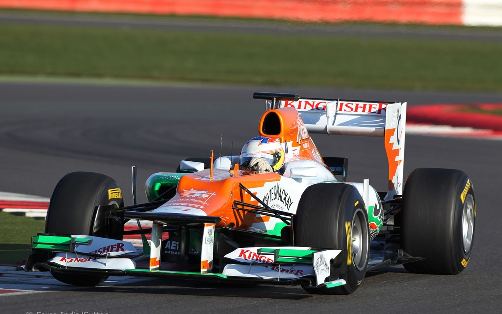 Lawrence Stroll Songerait 224 Acheter L 233 Curie Force India