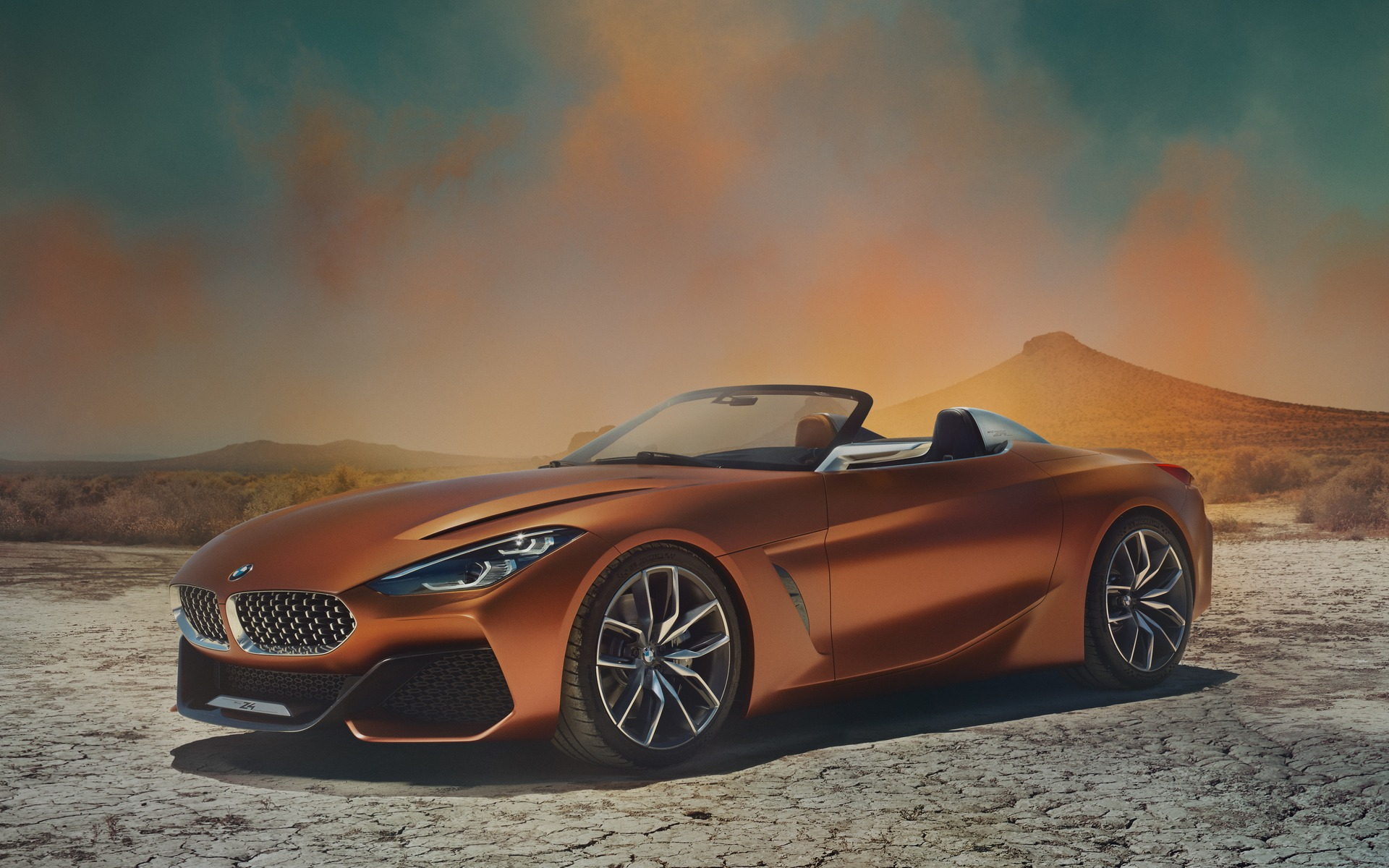 Bmw Concept Z4 Unveiled At Pebble Beach 1 26