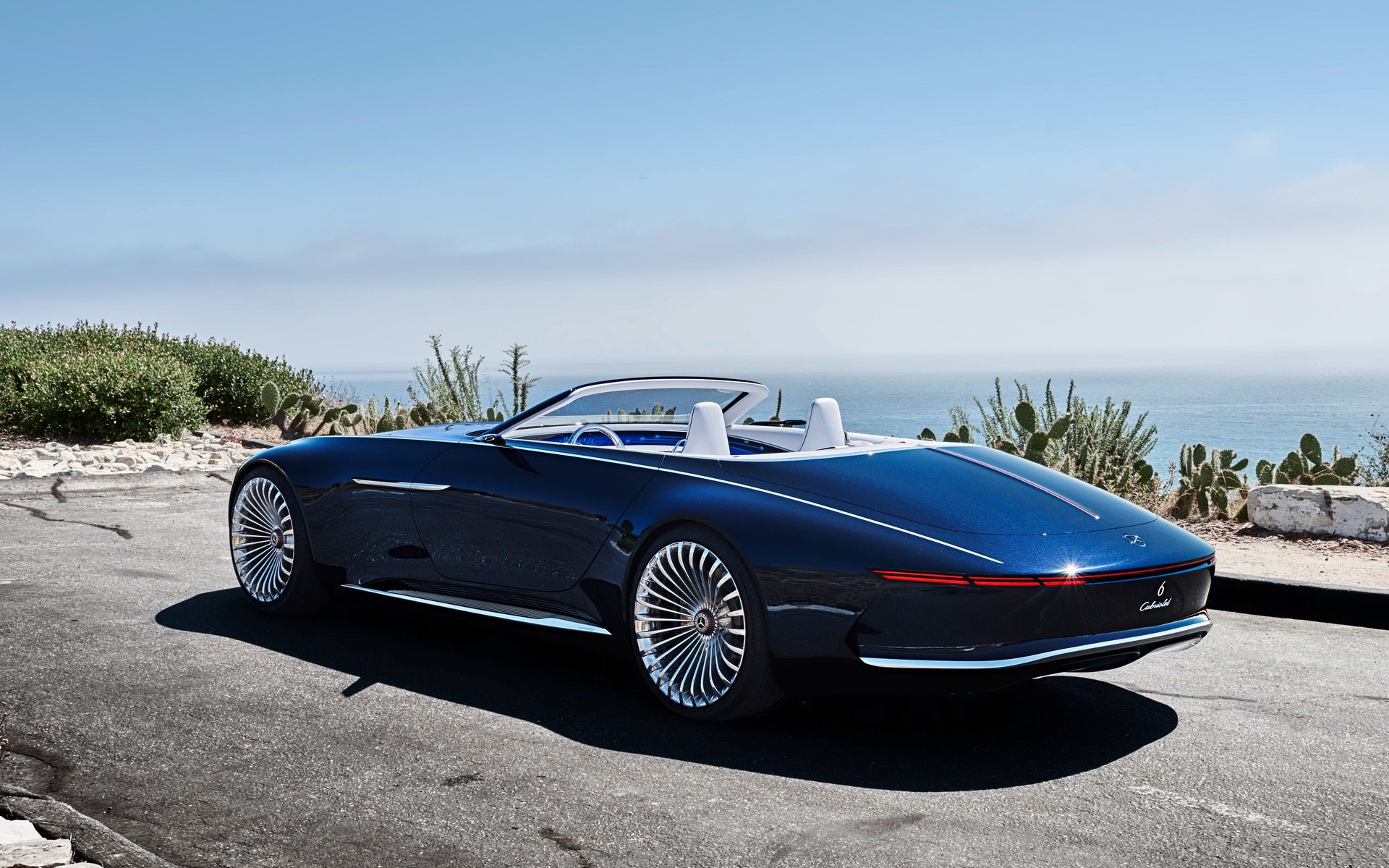 Vision Mercedes Maybach 6 Cabriolet Breathtaking 8 12