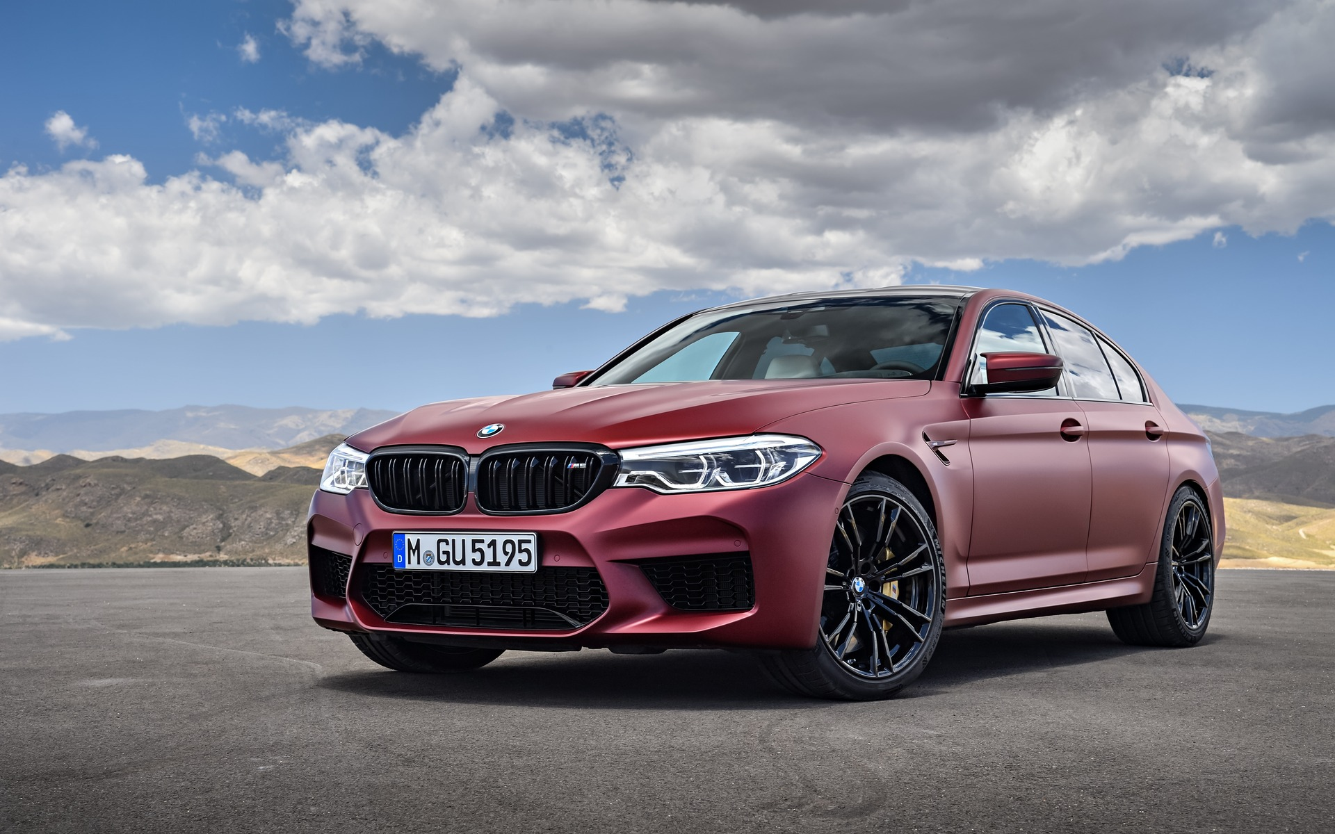 2018 Bmw M5 Finally Uncovered The Car Guide