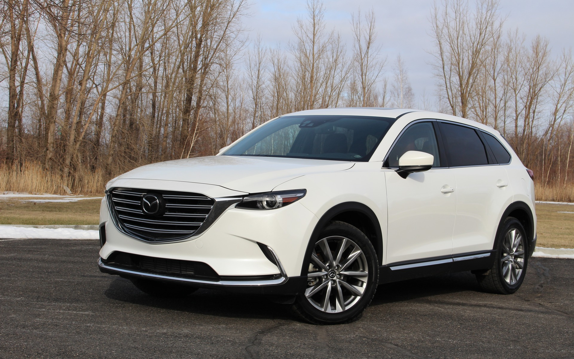 2017 mazda cx-9: style and agility - the car guide