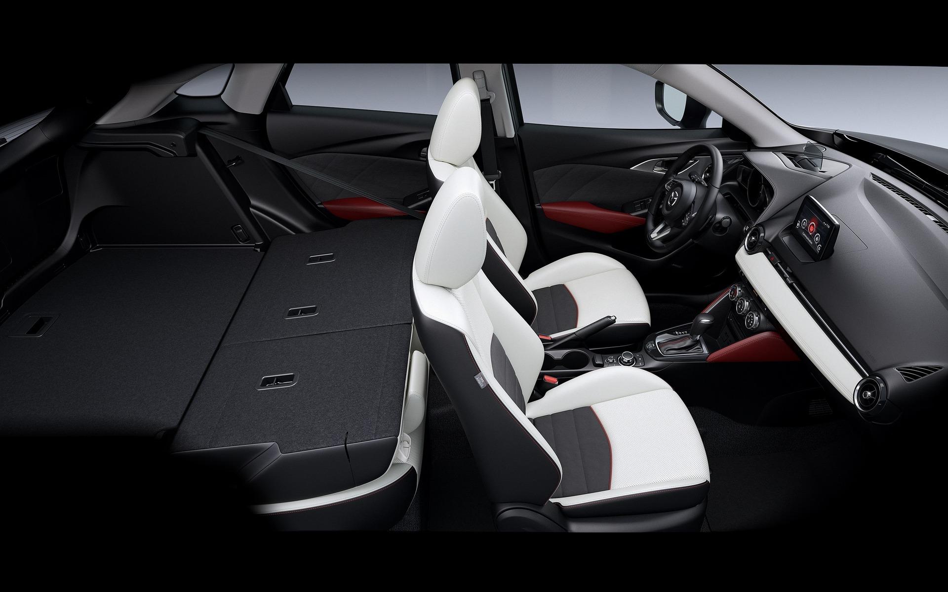 Mazda Cx 3 Canada >> Une boîte manuelle pour le Mazda CX-3 2018 - 7/15