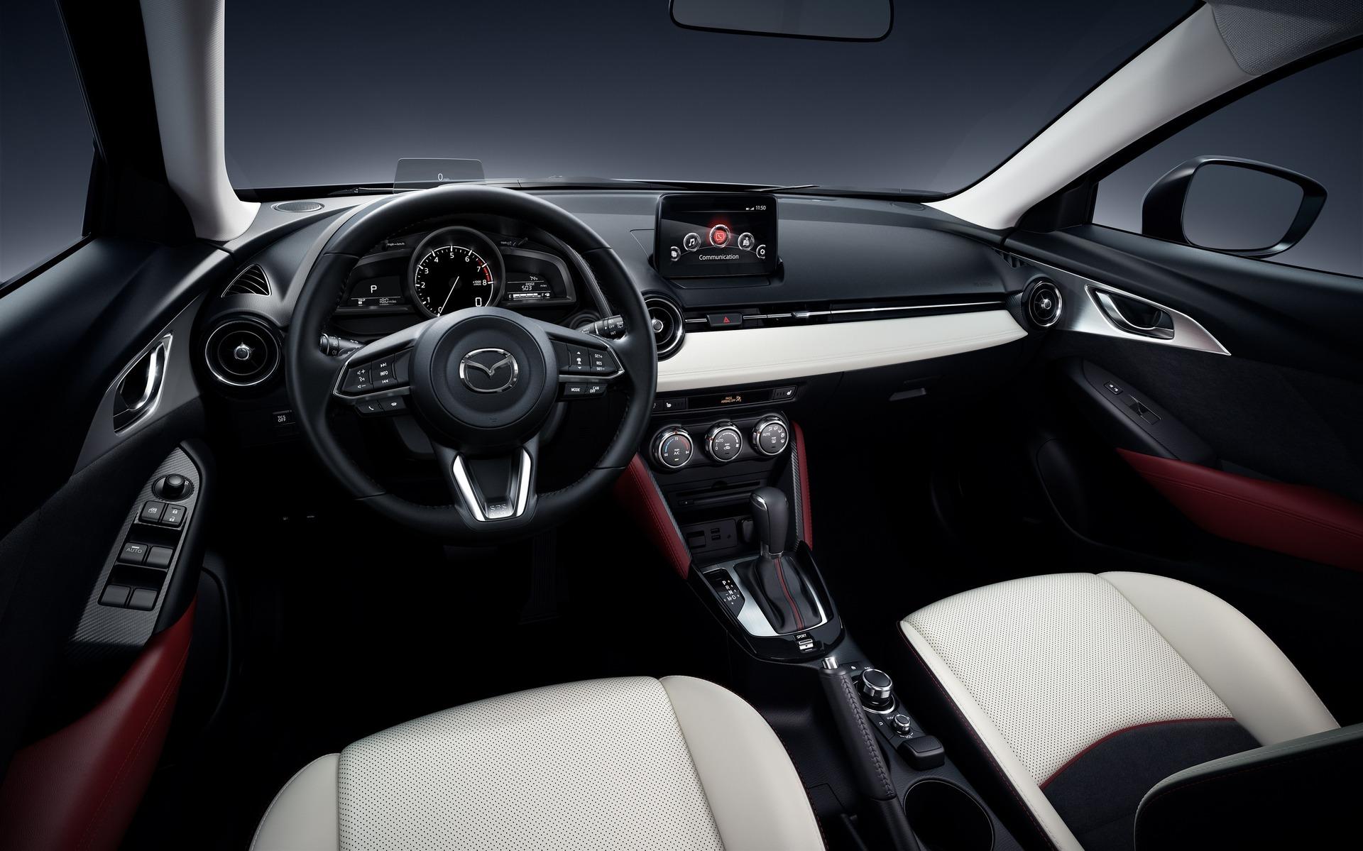 Mazda cx 3 manual