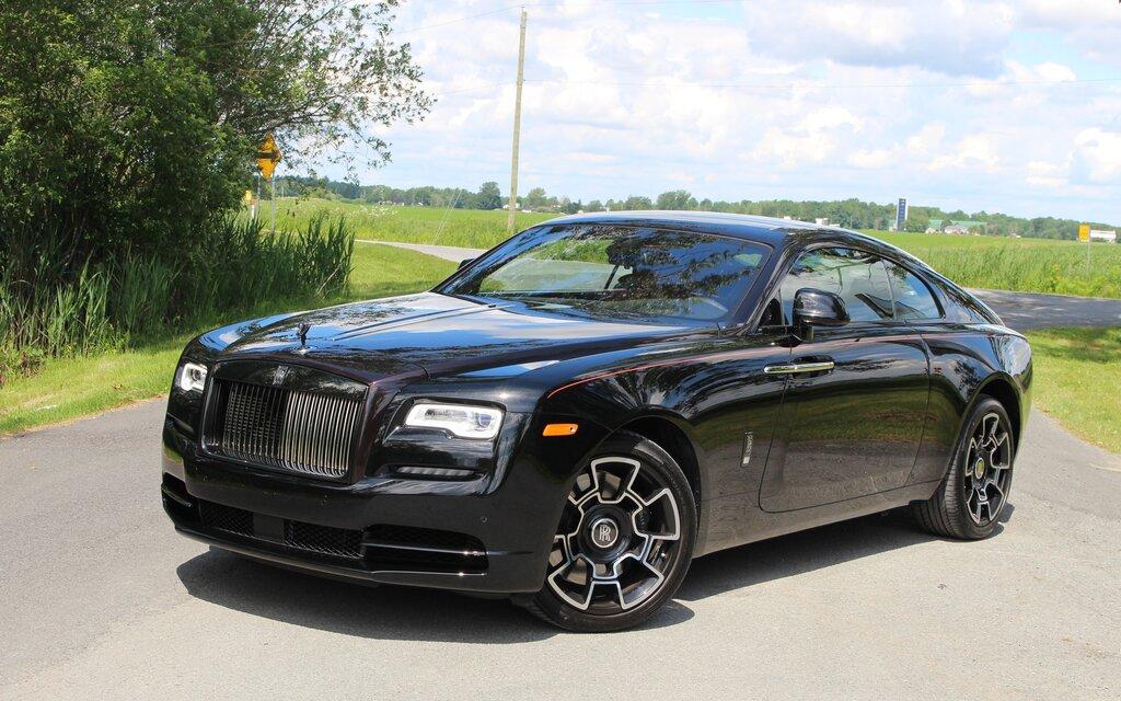 2017 Rolls Royce Wraith Black Badge New Era Roller The Car Guide