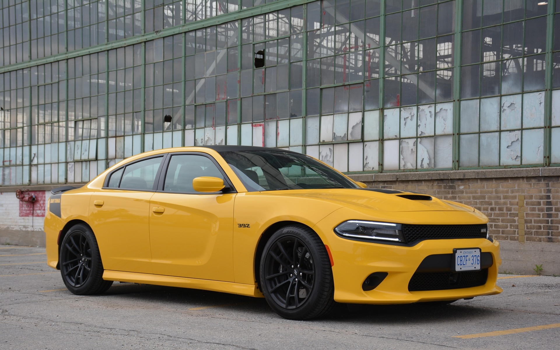 2017 Dodge Charger Daytona 392 A Throwback To The Good Ol Days The Car Guide