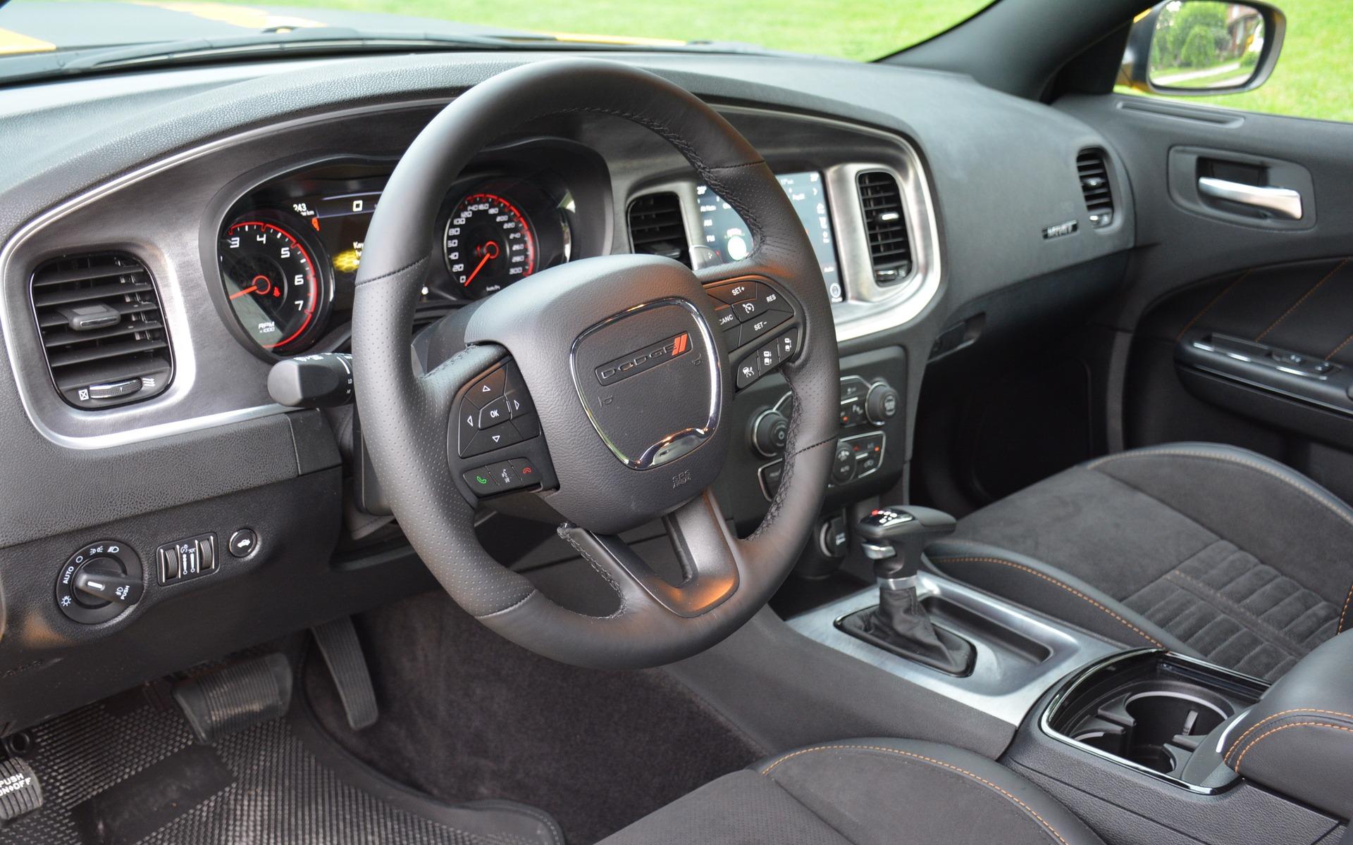 <p>2017 Dodge Charger Daytona 392</p>