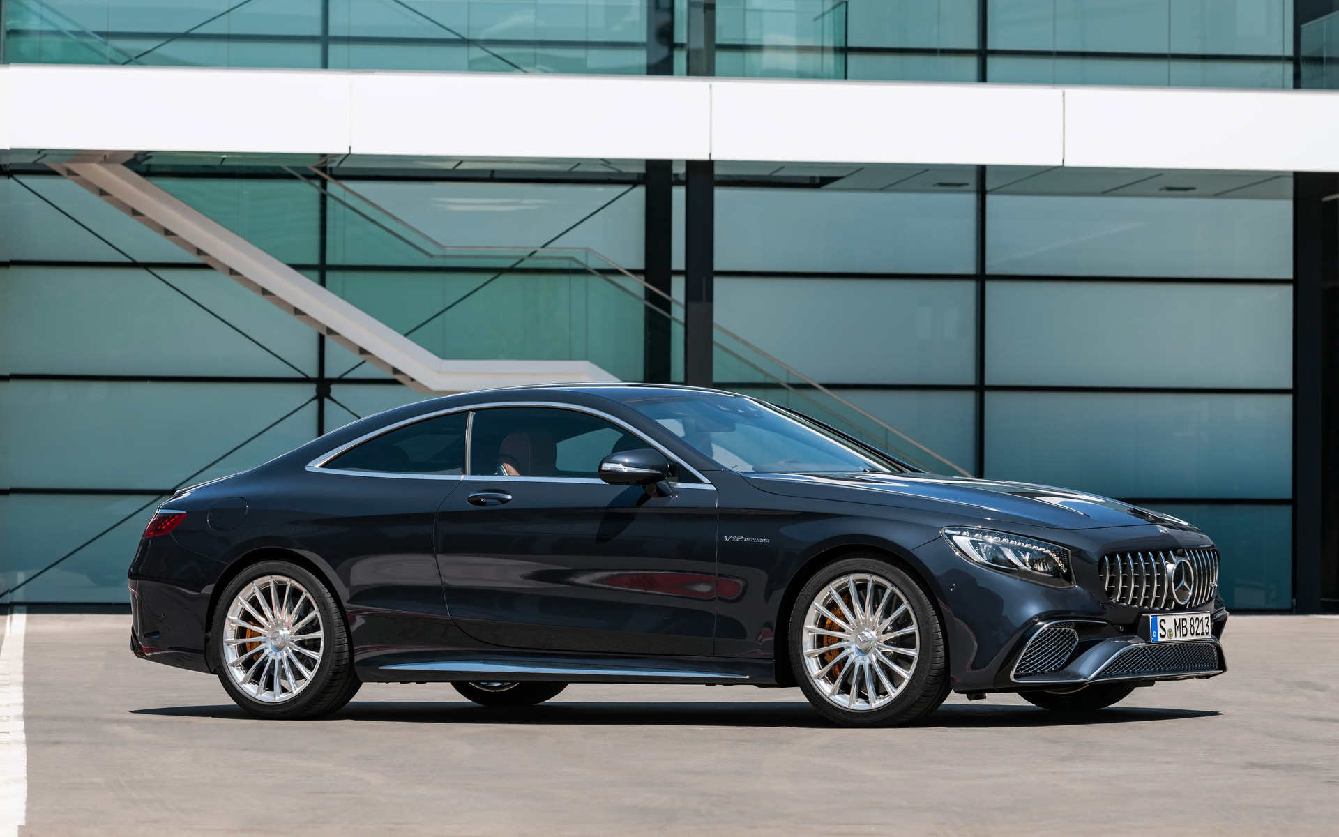 Updates For The 2018 Mercedes Benz S Class Coupe And