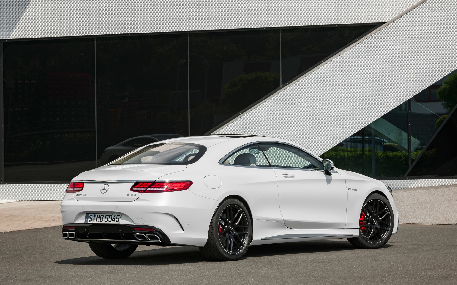 Updates for the 2018 Mercedes-Benz S-Class Coupe and ...