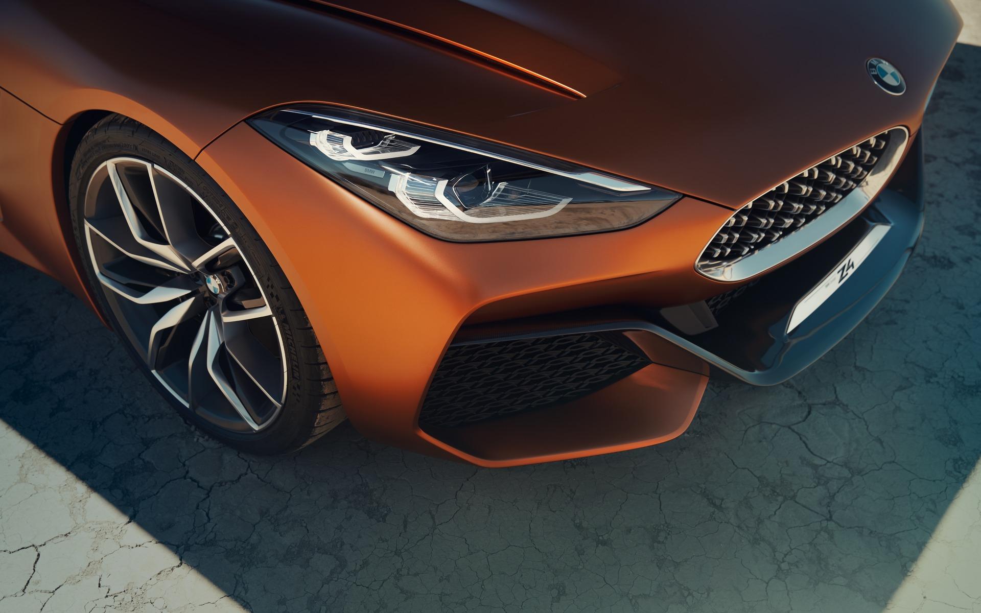 <p>BMW Concept Z4</p>