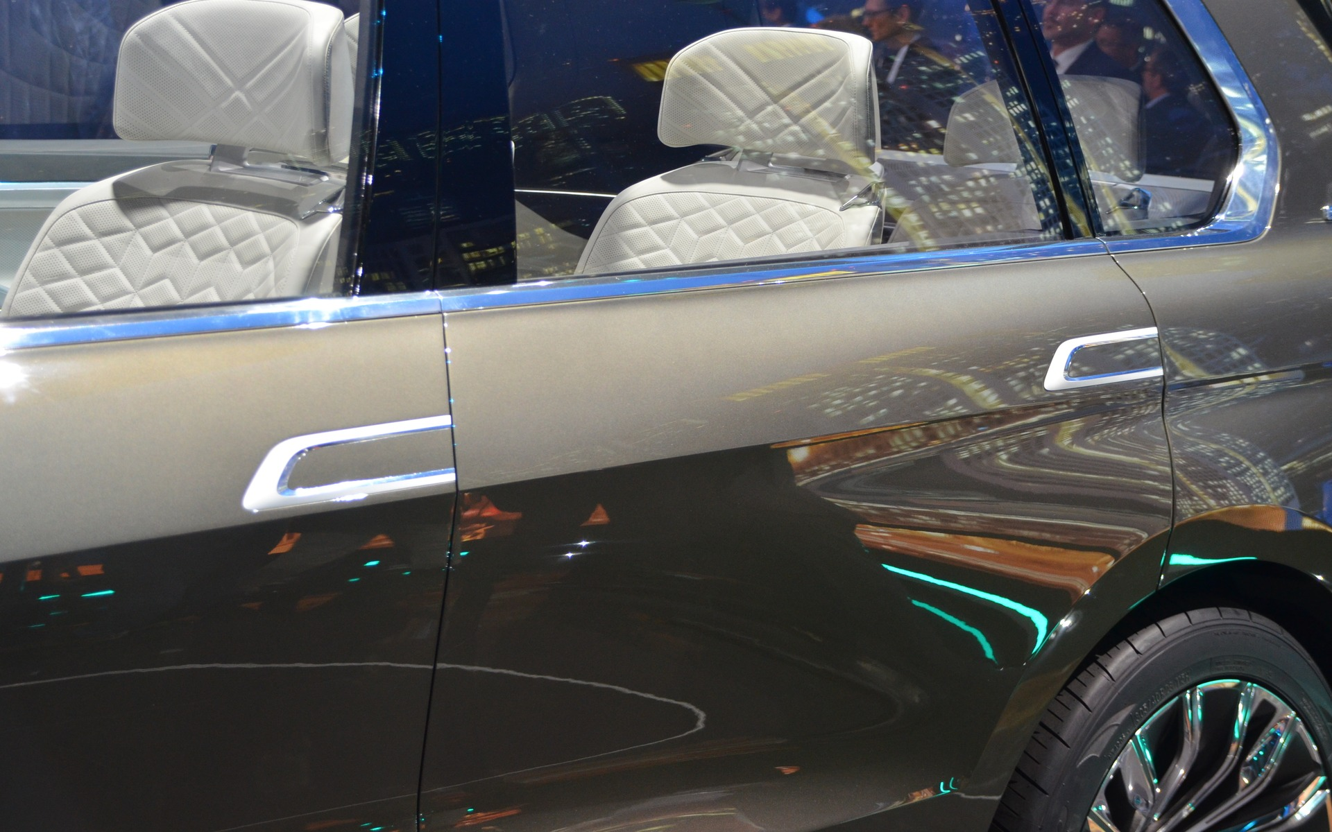 <p>BMW X7 iPerformance Concept</p>