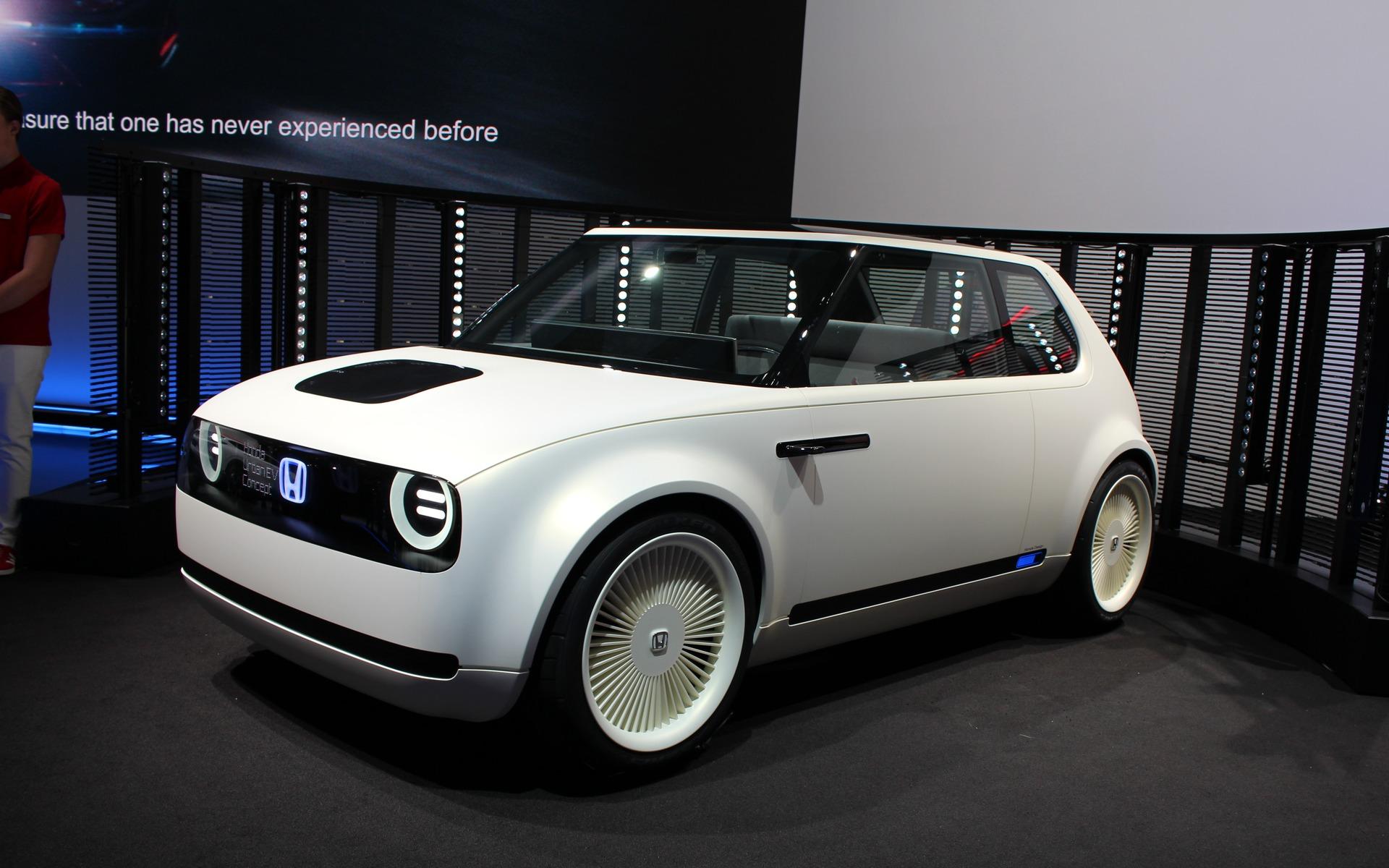 Honda Urban EV Concept : toute une beauté! - 6/22