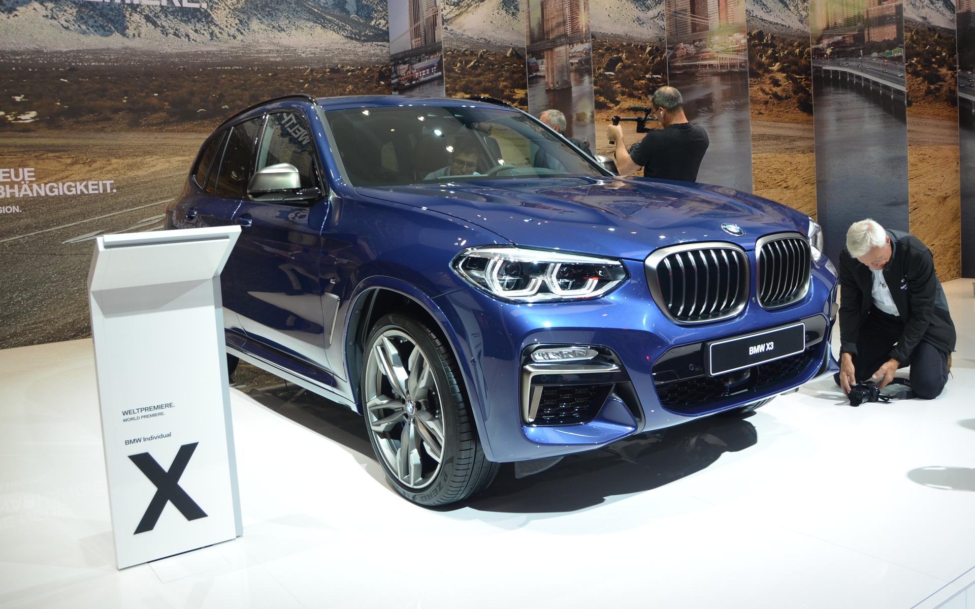 BMW X32018