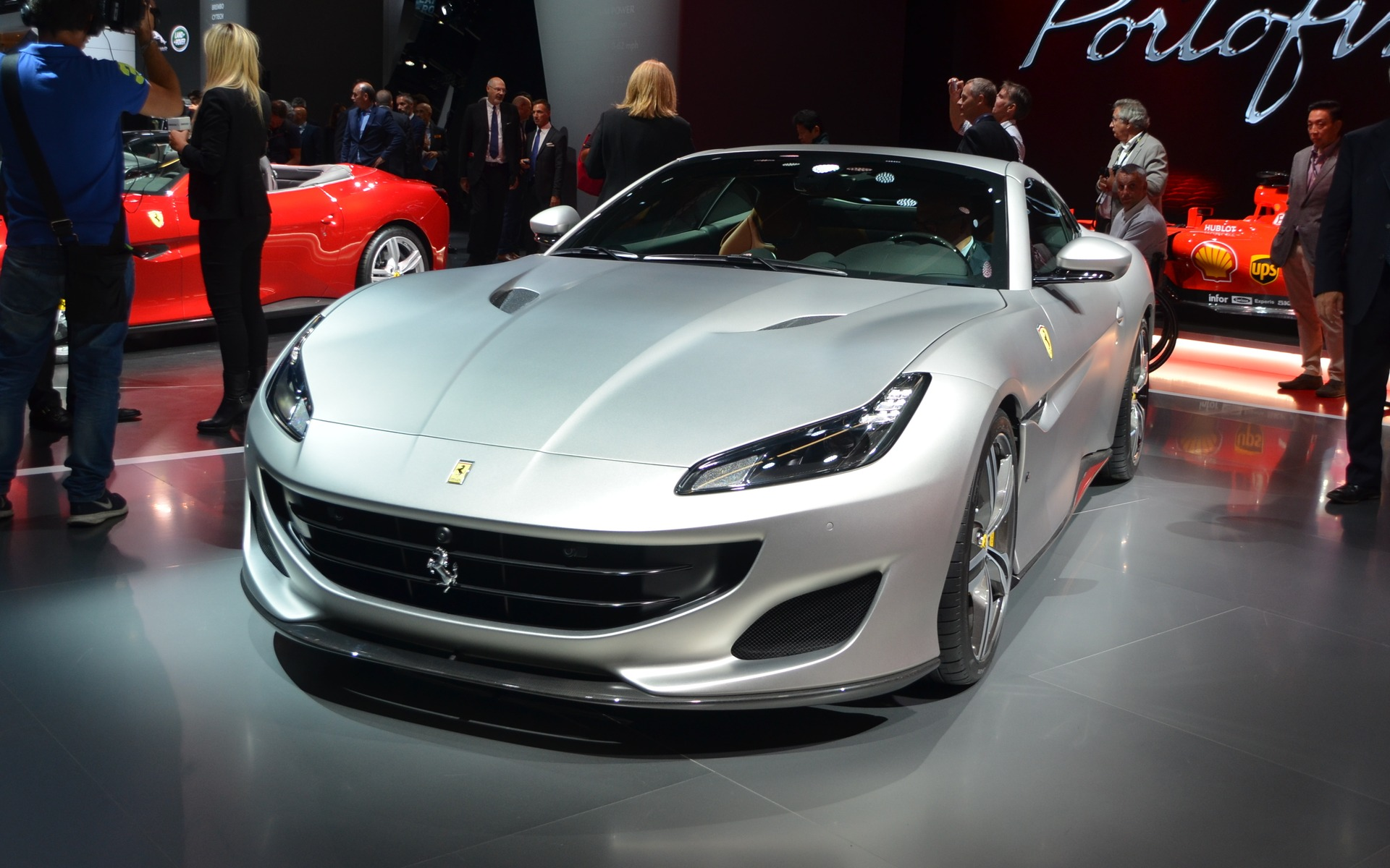 ferrari portofino 2018 de l italie l ontario en passant par l allemagne guide auto. Black Bedroom Furniture Sets. Home Design Ideas