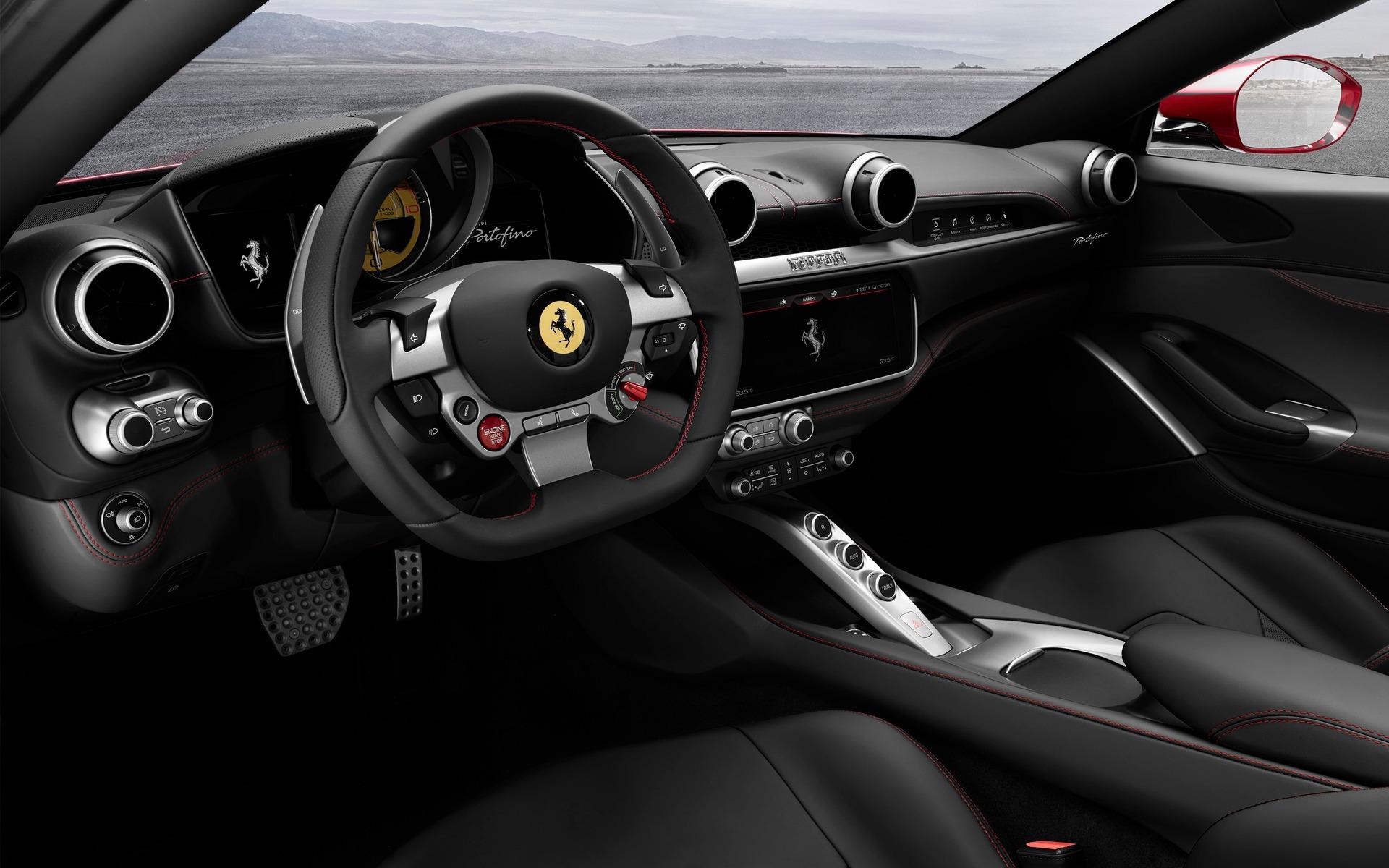 <p>Ferrari Portofino 2018</p>