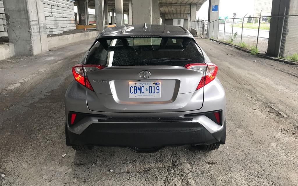 <p>2018 Toyota C-HR</p>