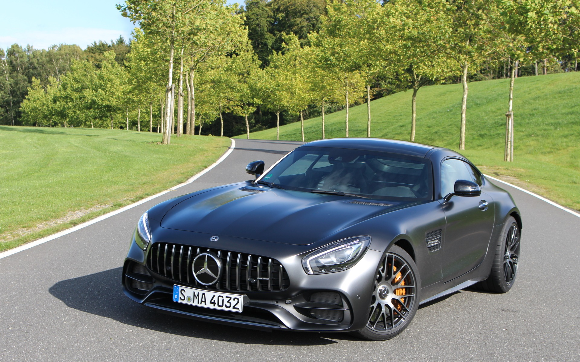 <p>Mercedes-AMG GT C Edition 502018</p>