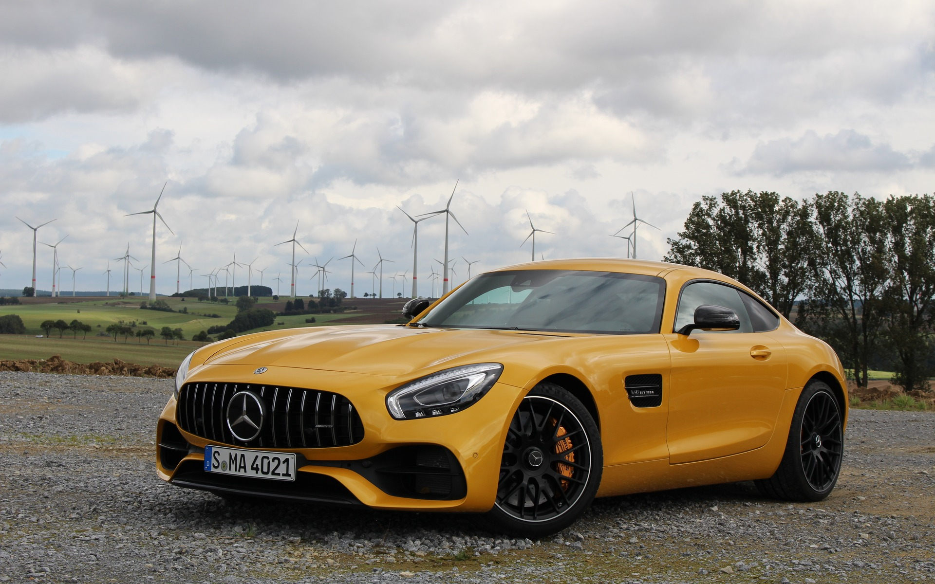 2018 Mercedes Amg Gt Amg S Ambadassador The Car Guide