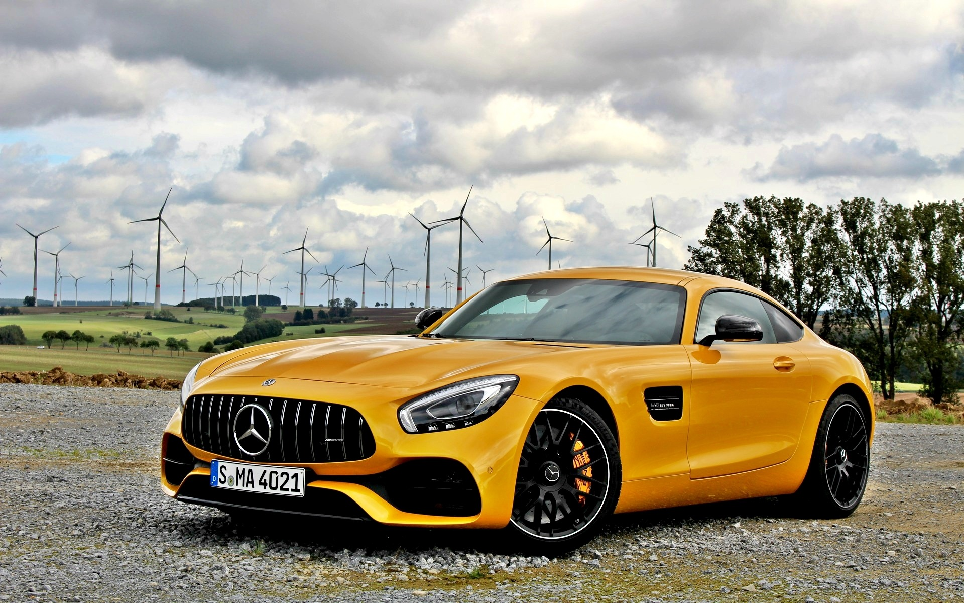 mercedes amg gt 2018 l ambassadrice d amg guide auto. Black Bedroom Furniture Sets. Home Design Ideas