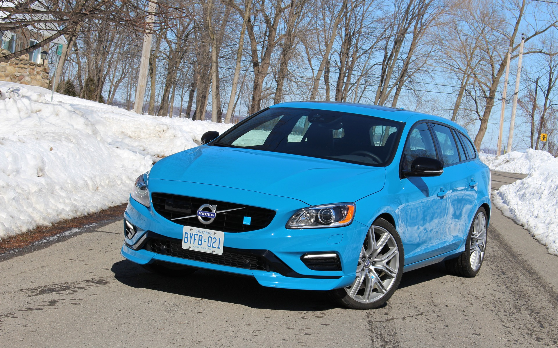 2017 volvo v60 polestar exclusive family hot rod the car guide. Black Bedroom Furniture Sets. Home Design Ideas
