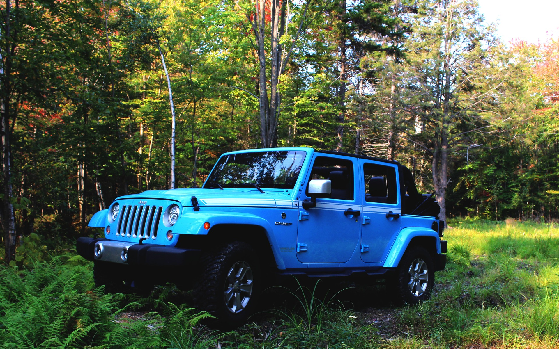 2017 Jeep Wrangler Chief Edition Saying Goodbye to the JK with
