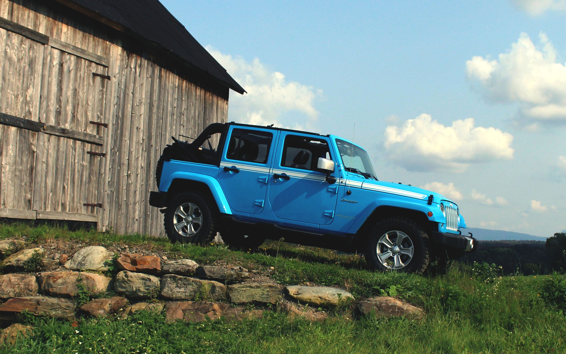 2017 Jeep Wrangler Chief Edition: Saying Goodbye to the JK