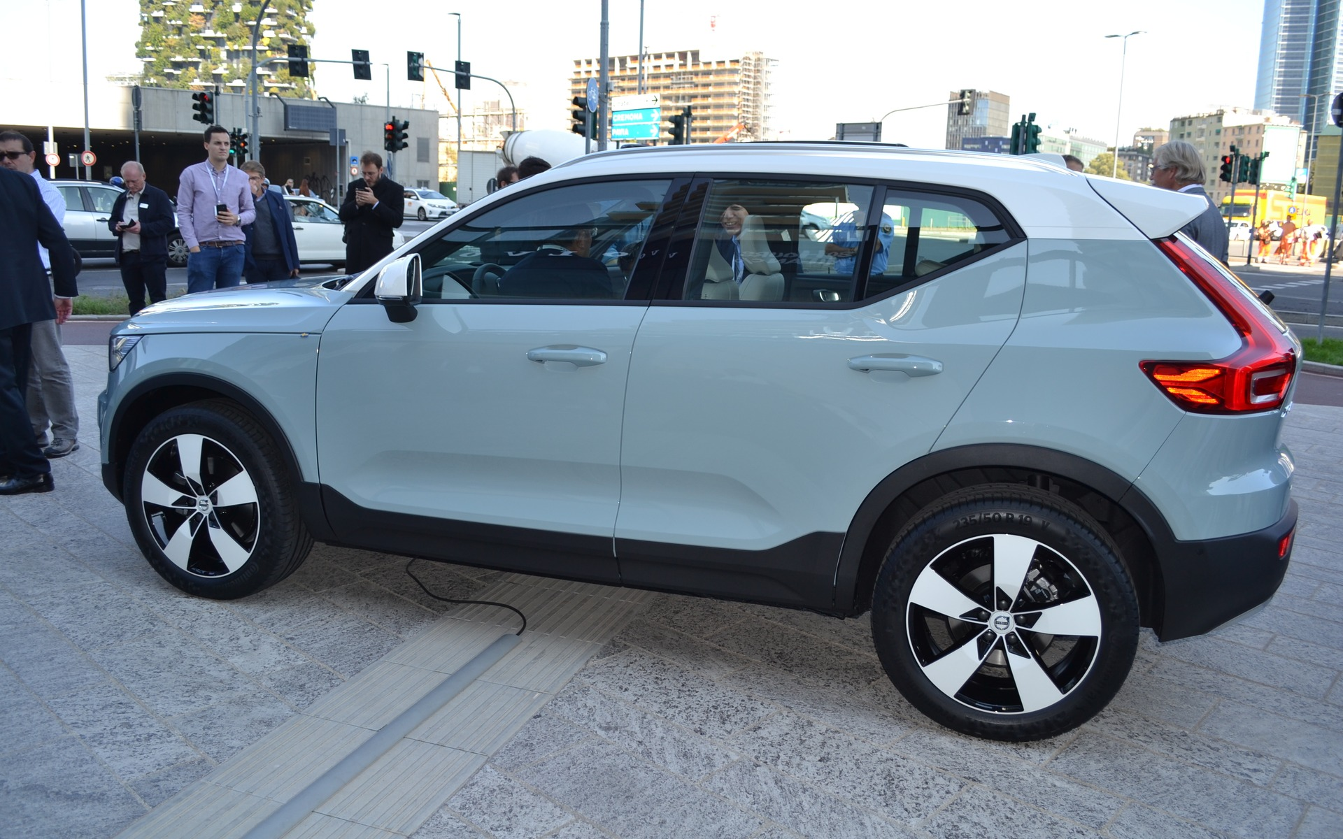 World Debut Of The 2019 Volvo Xc40 6 51
