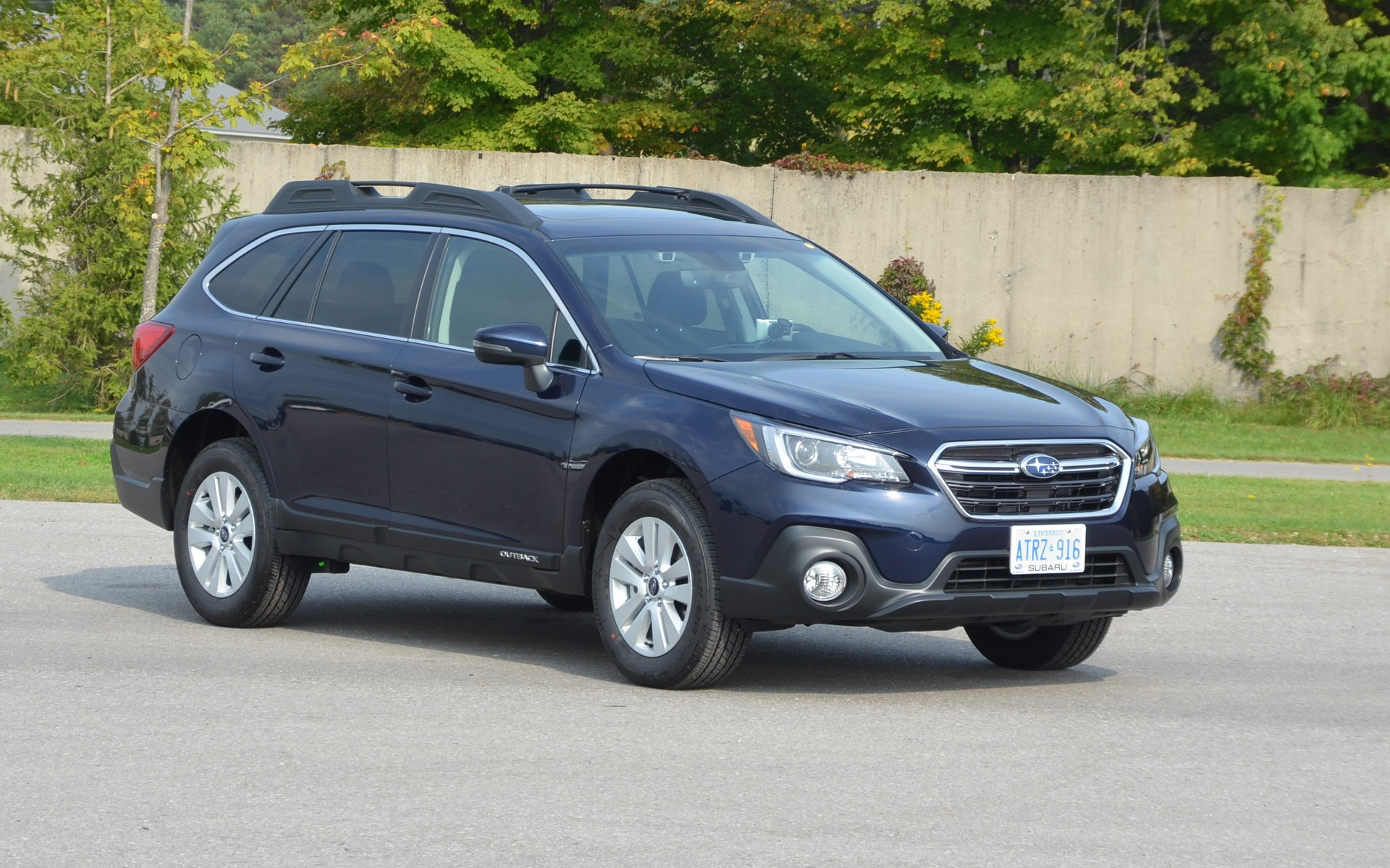 2018 Subaru Legacy and Outback: Wired for the Future - 2/18