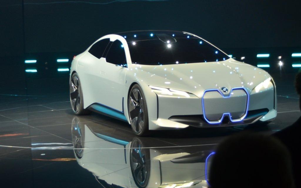 La BMW i Vision Dynamics
