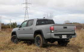 2017 toyota tacoma trd pro where do you want to go today the car guide. Black Bedroom Furniture Sets. Home Design Ideas
