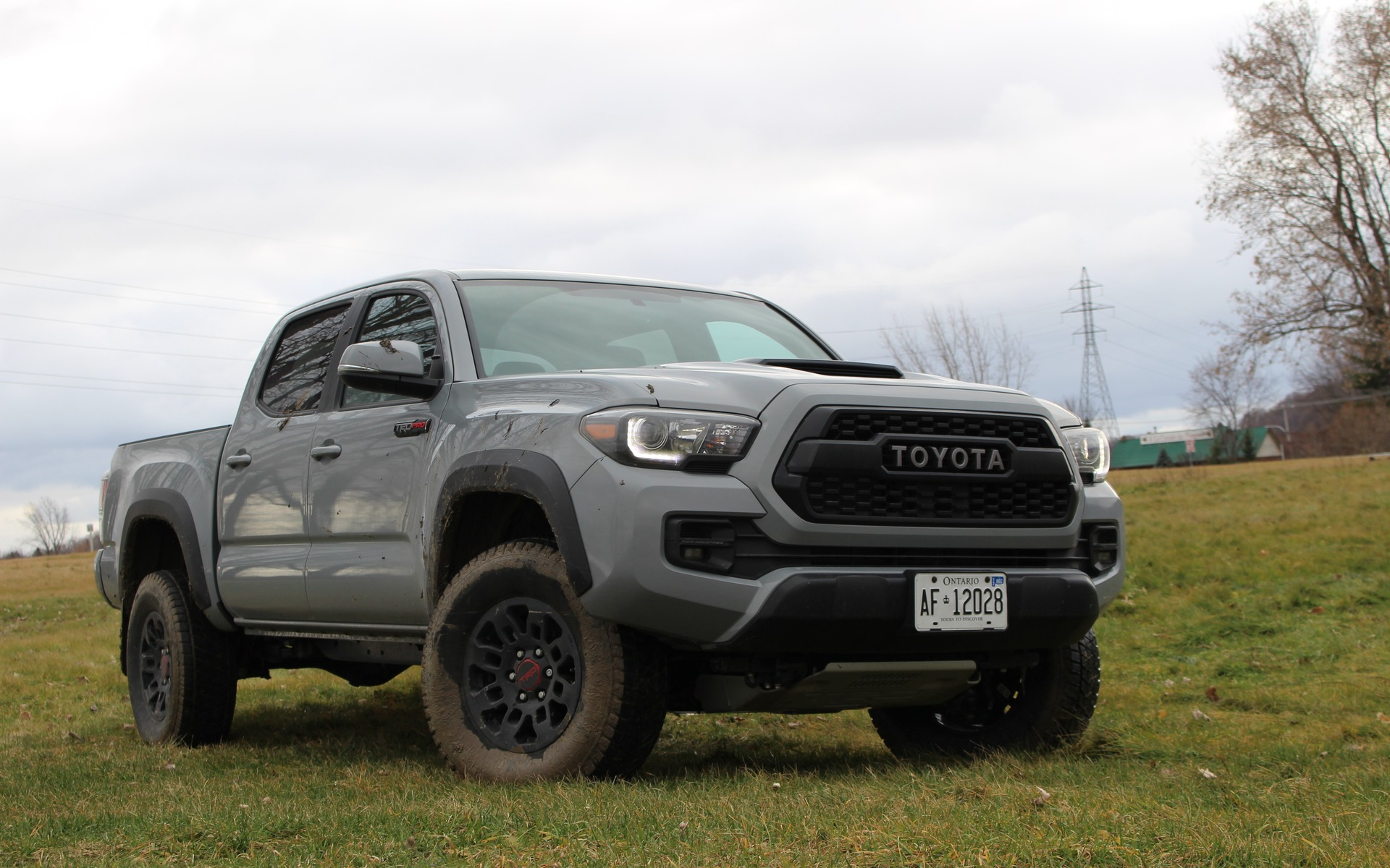 page original depth toyota photo s driver reviews entune tacoma model infotainment and in review car