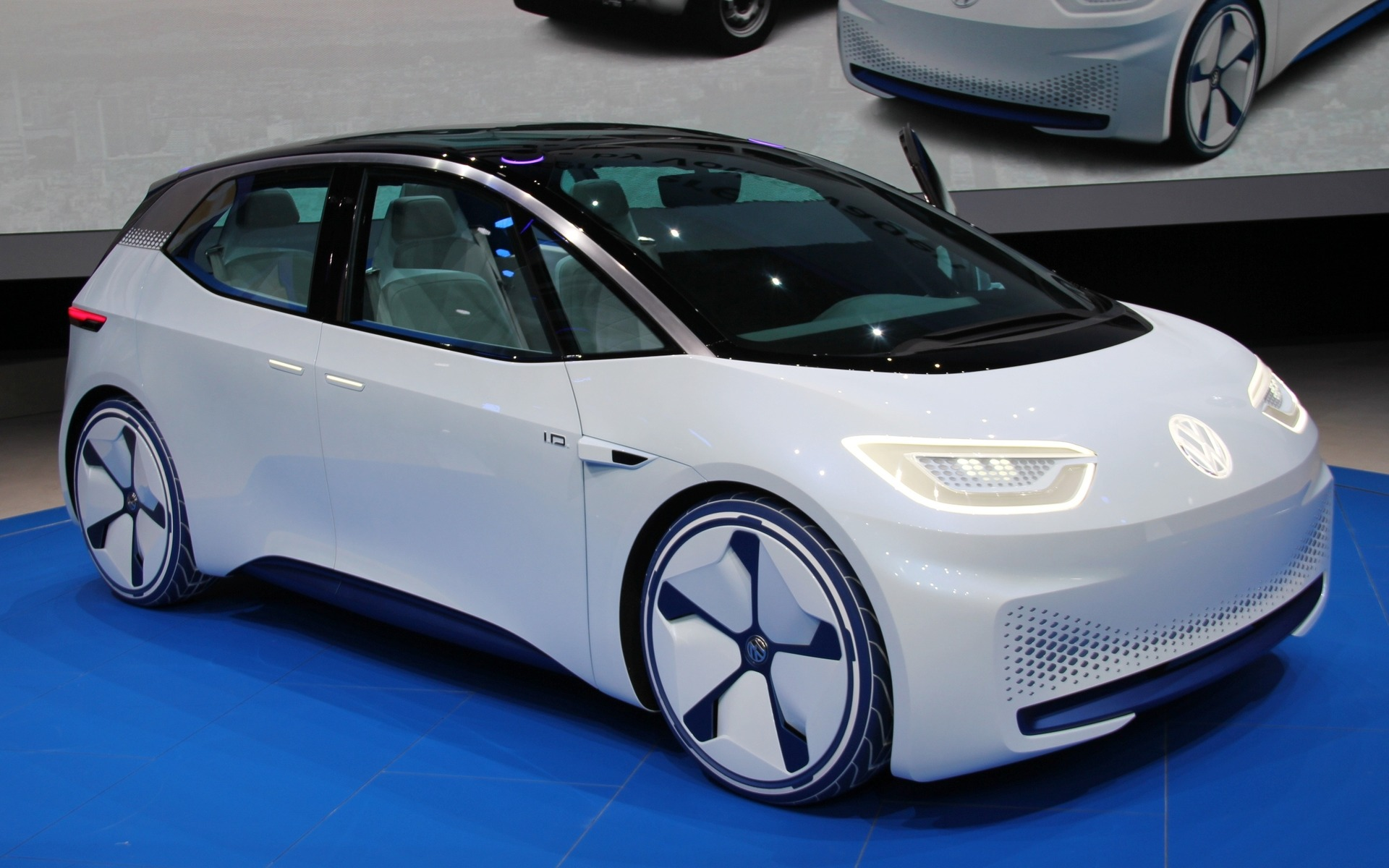the volkswagen e golf will be replaced by a new family of electric vehicles the car guide. Black Bedroom Furniture Sets. Home Design Ideas