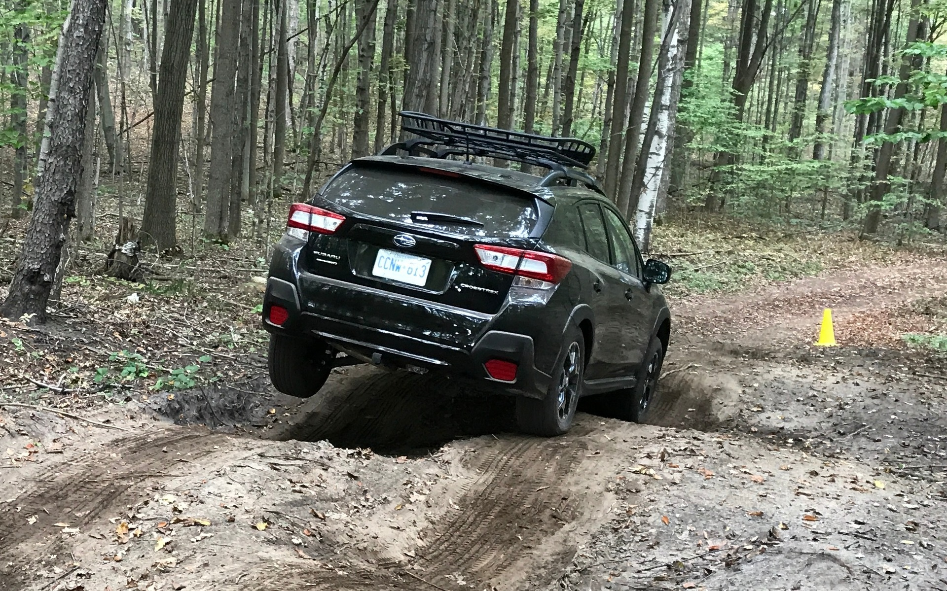 2018 Subaru Outback Forester and Crosstrek f Road Point