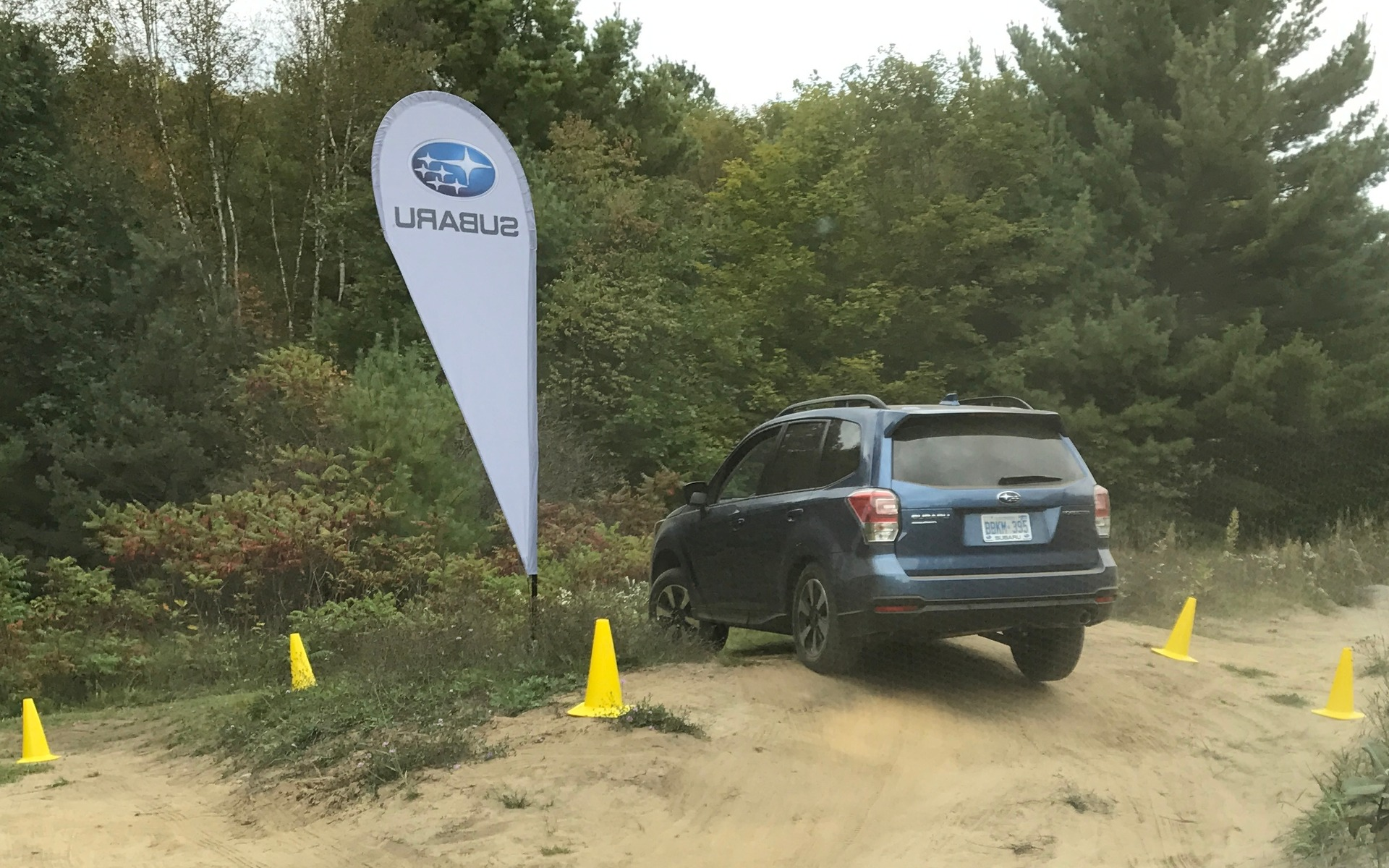 2018 Subaru Outback, Forester and Crosstrek: Off Road, On